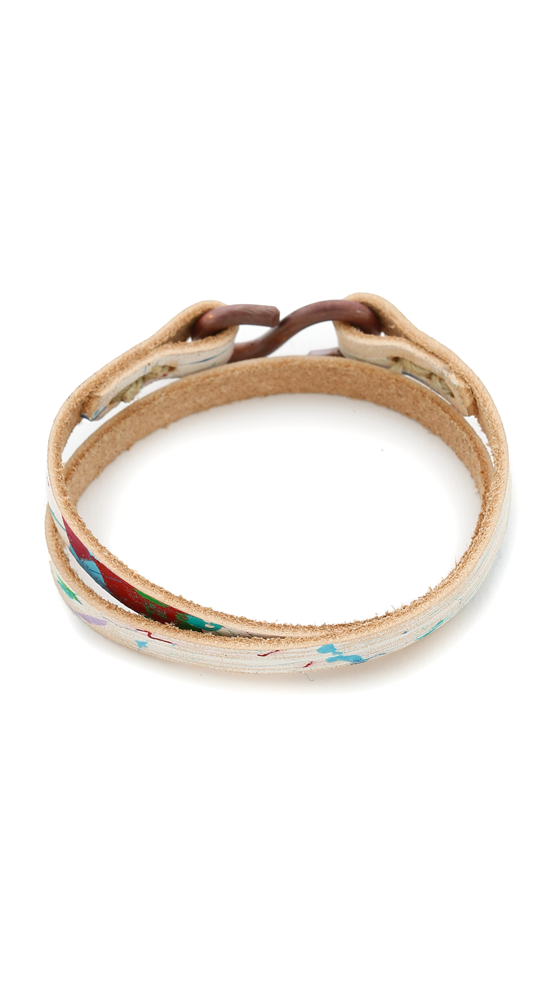 Cause And Effect Paint Splatter Leather Wrap Bracelet In. Photography Necklace. Belly Button Rings. Alternative Wedding Rings. Real Gold Pendant. White Gold Bracelet. 10000 Wedding Rings. Real Gold Ankle Bracelets. V Shaped Necklace