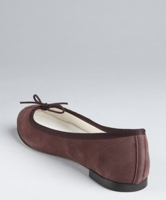 Repetto Leather Bow Flats outlet footlocker pictures latest online quality free shipping low price TpqBiOa