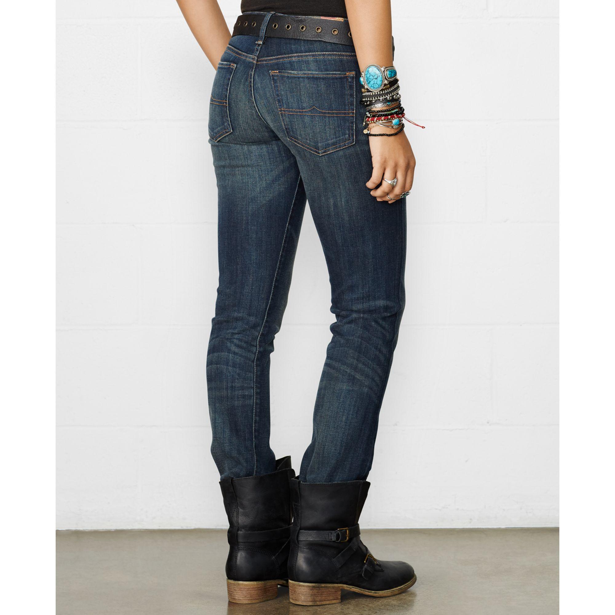 denim supply ralph lauren straight leg jeans aurora. Black Bedroom Furniture Sets. Home Design Ideas