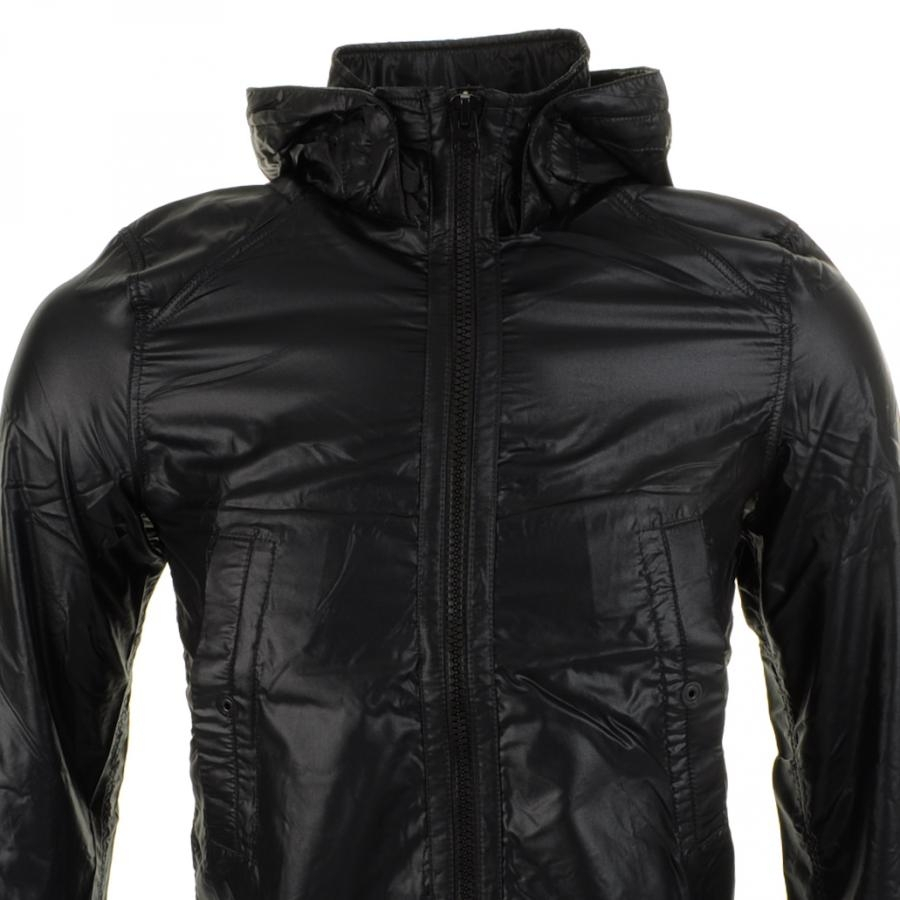 G-Star RAW Mundy Hdd Overshirt Jacket in Black for Men - Lyst