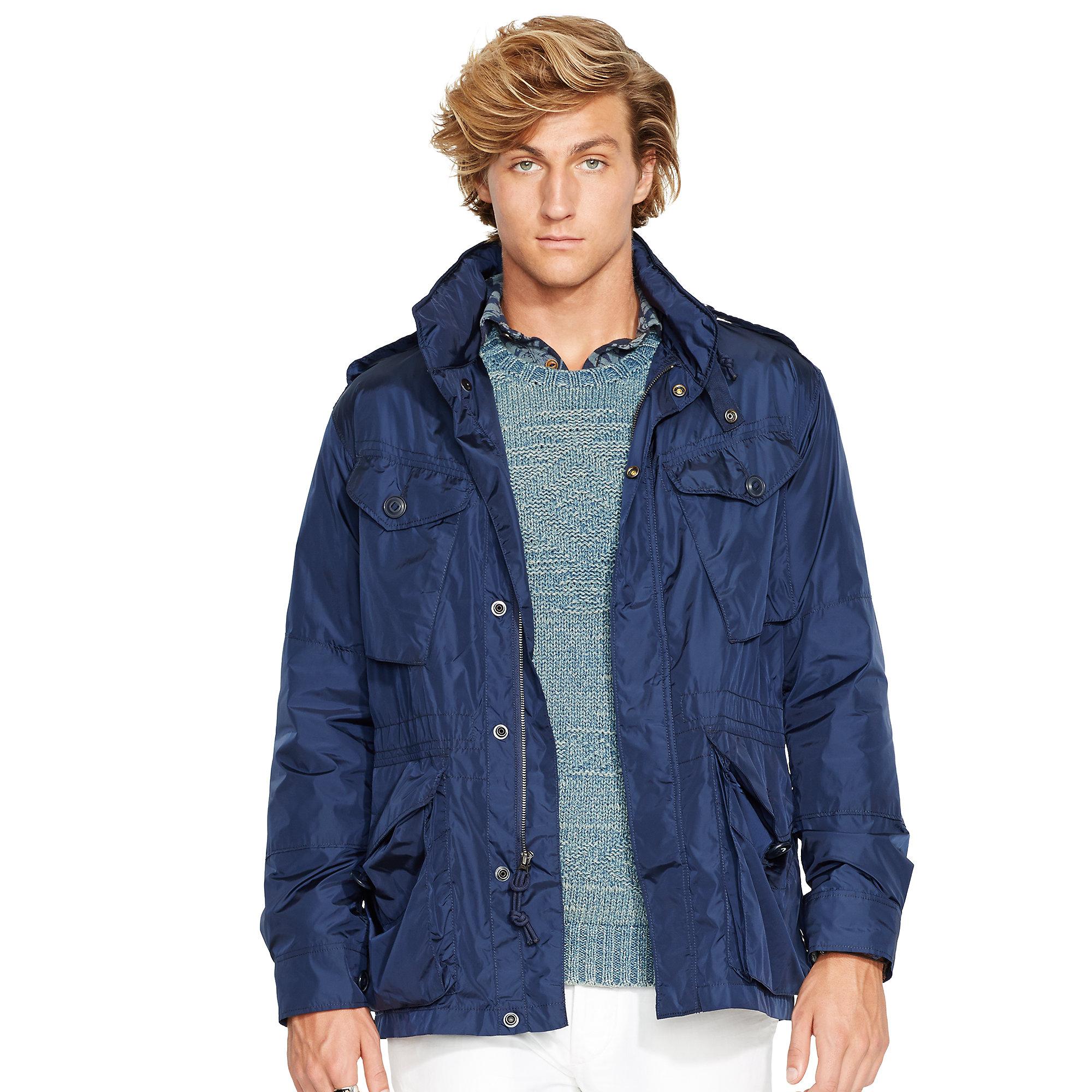 quilted fmt wid lifestyle produt quilt jacket men hei clothing image jackets lauren mens ralph
