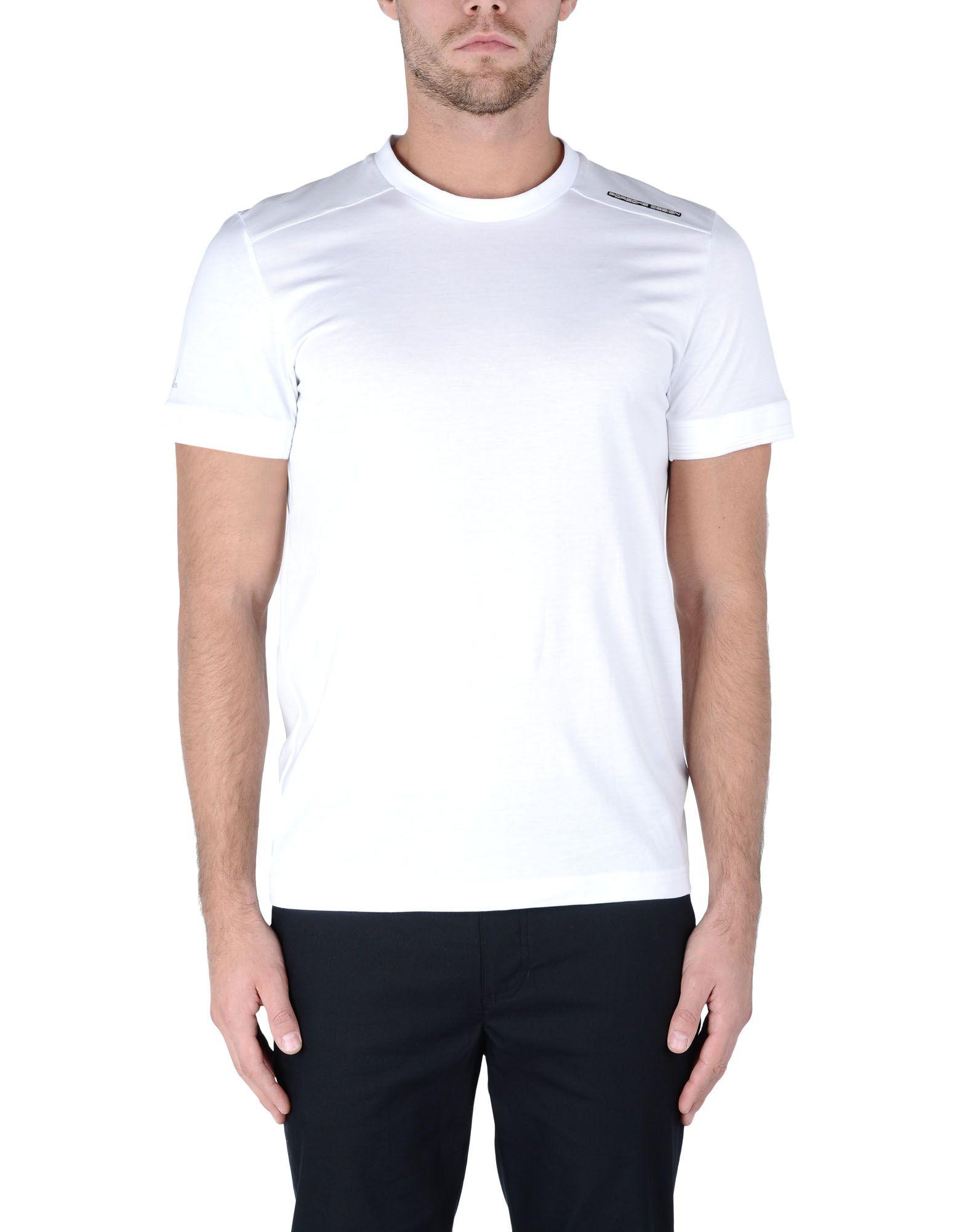 White t shirt for design - Gallery