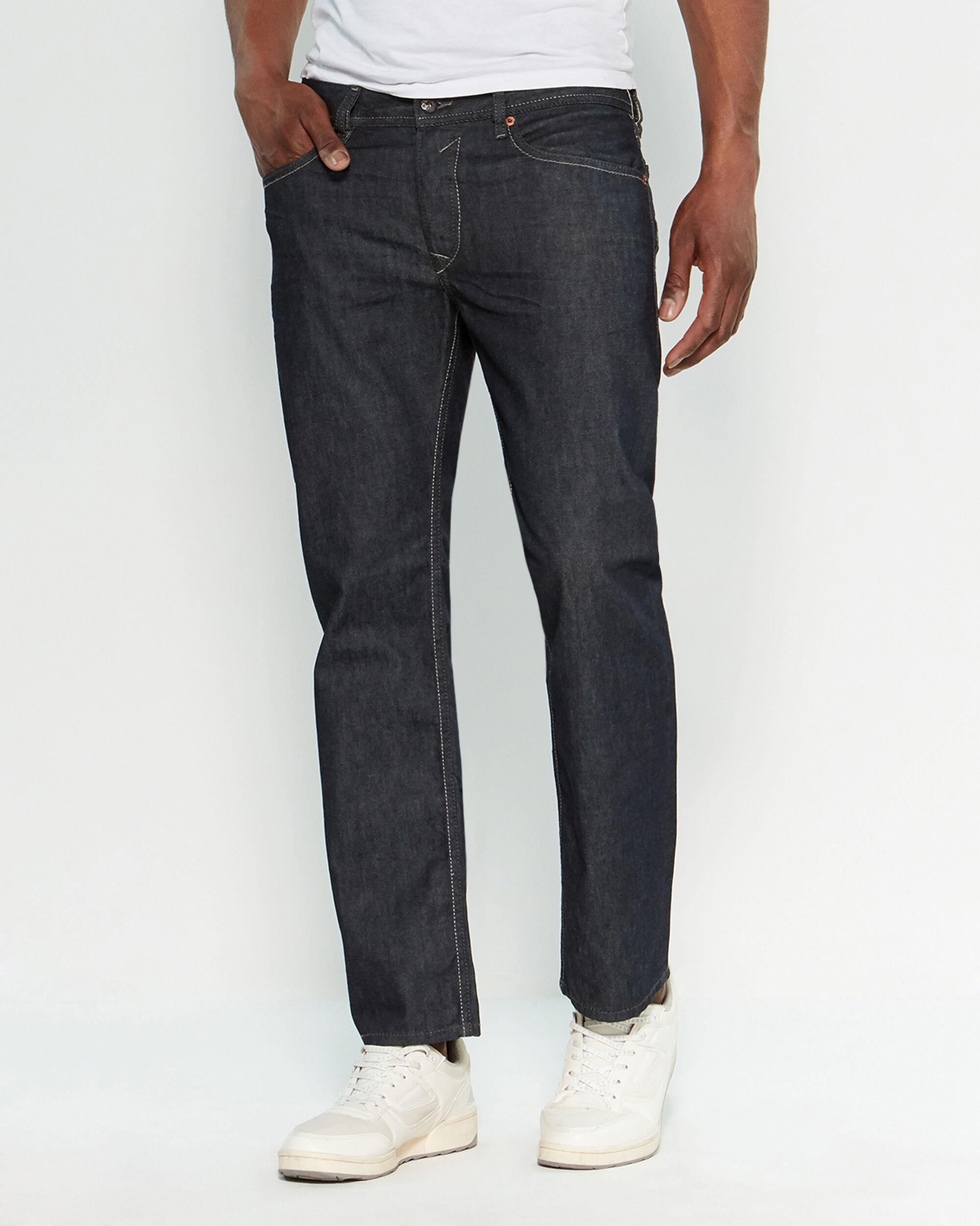 f527308a DIESEL Waykee Regular-straight Jeans in Blue for Men - Lyst