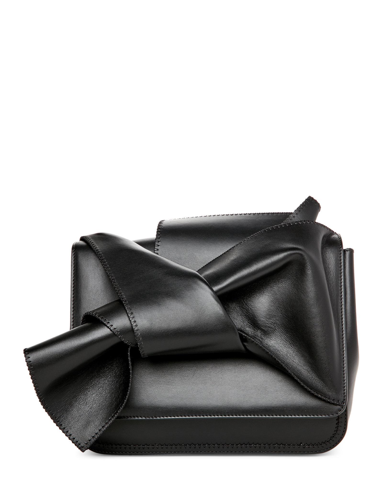 Cheap Sale Online Bow Shoulder Bag in Black Calfskin N°21 Buy Cheap Best Seller Discount 2018 Newest Buy Cheap Cheap Best Place To Buy Online upKBAd
