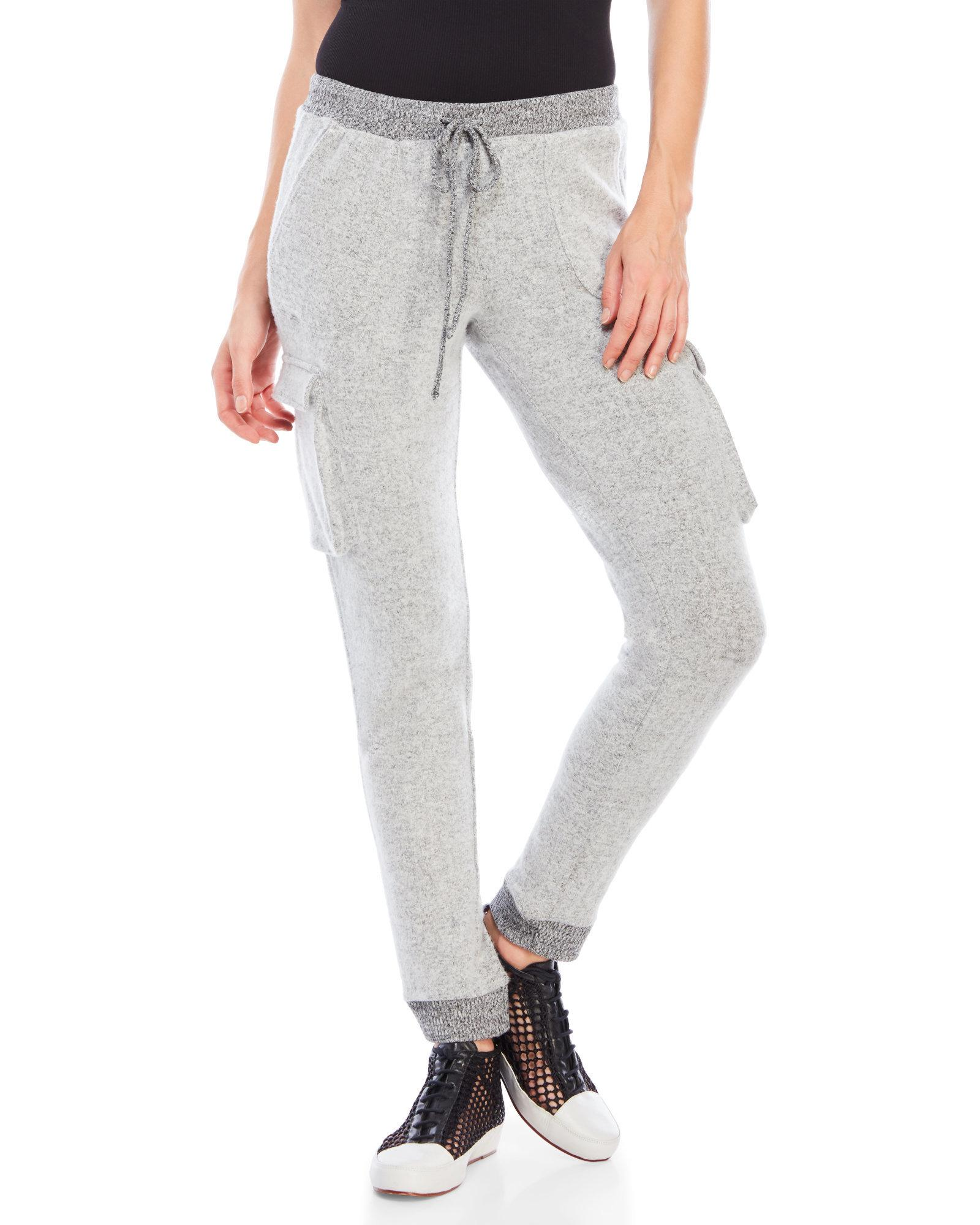 Amazing Theory TechWaist Jogger Pants In Gray For Men Grey  Lyst