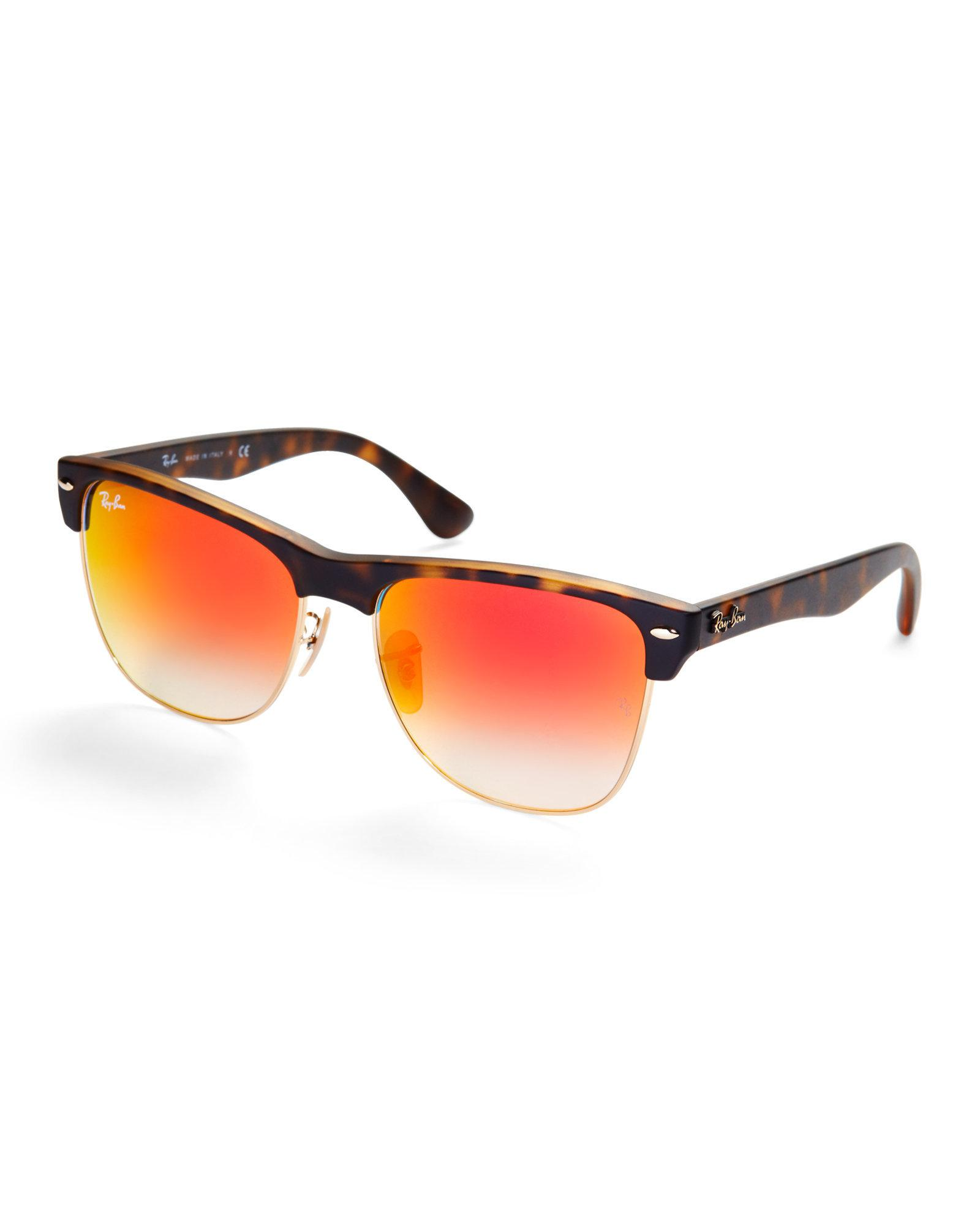 0b8fd35e10 Gallery. Previously sold at  Century 21 · Women s Clubmaster Sunglasses  Women s Ray Ban ...