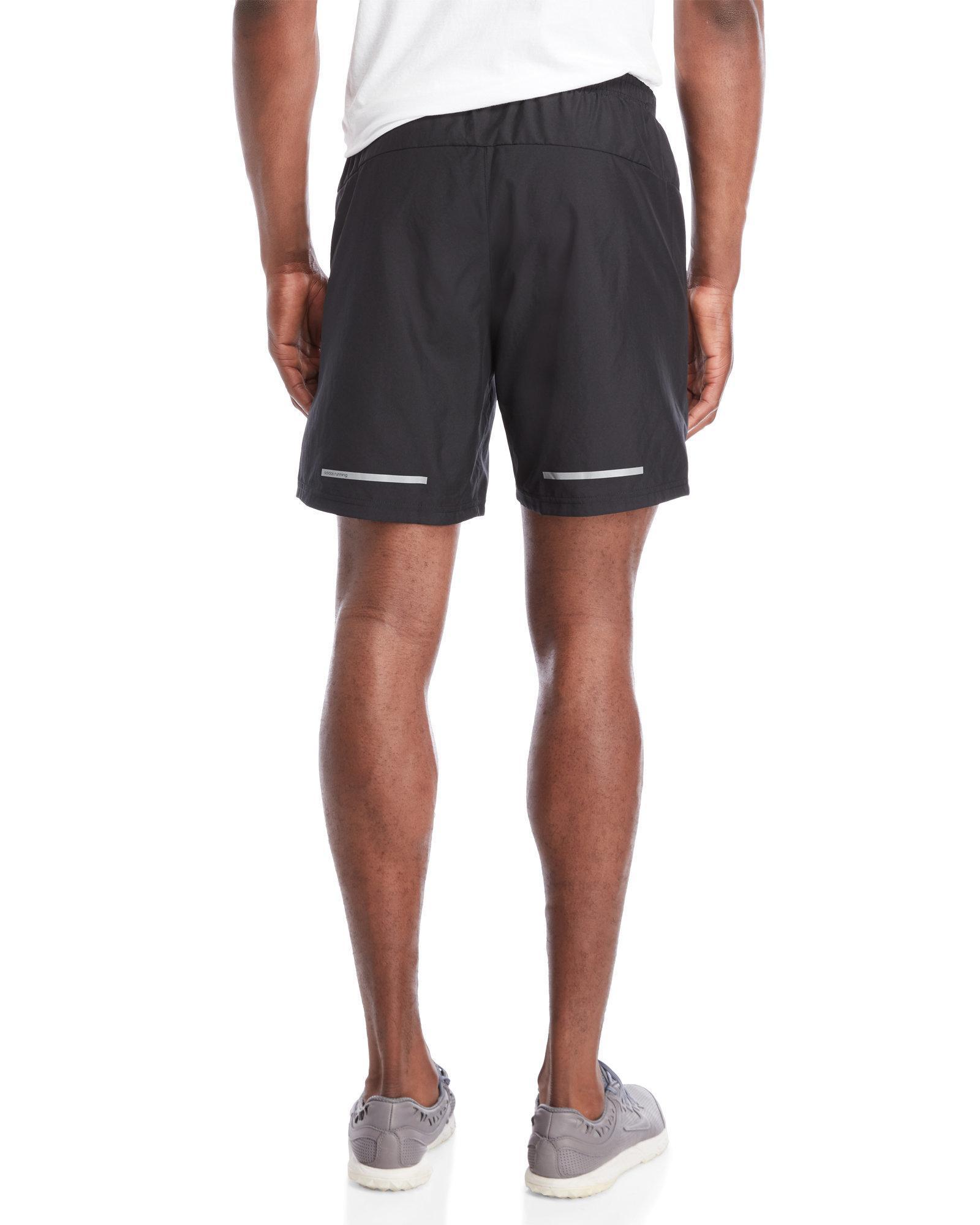 Men/'s Adidas Reflective Shorts Camo Hype Polyester