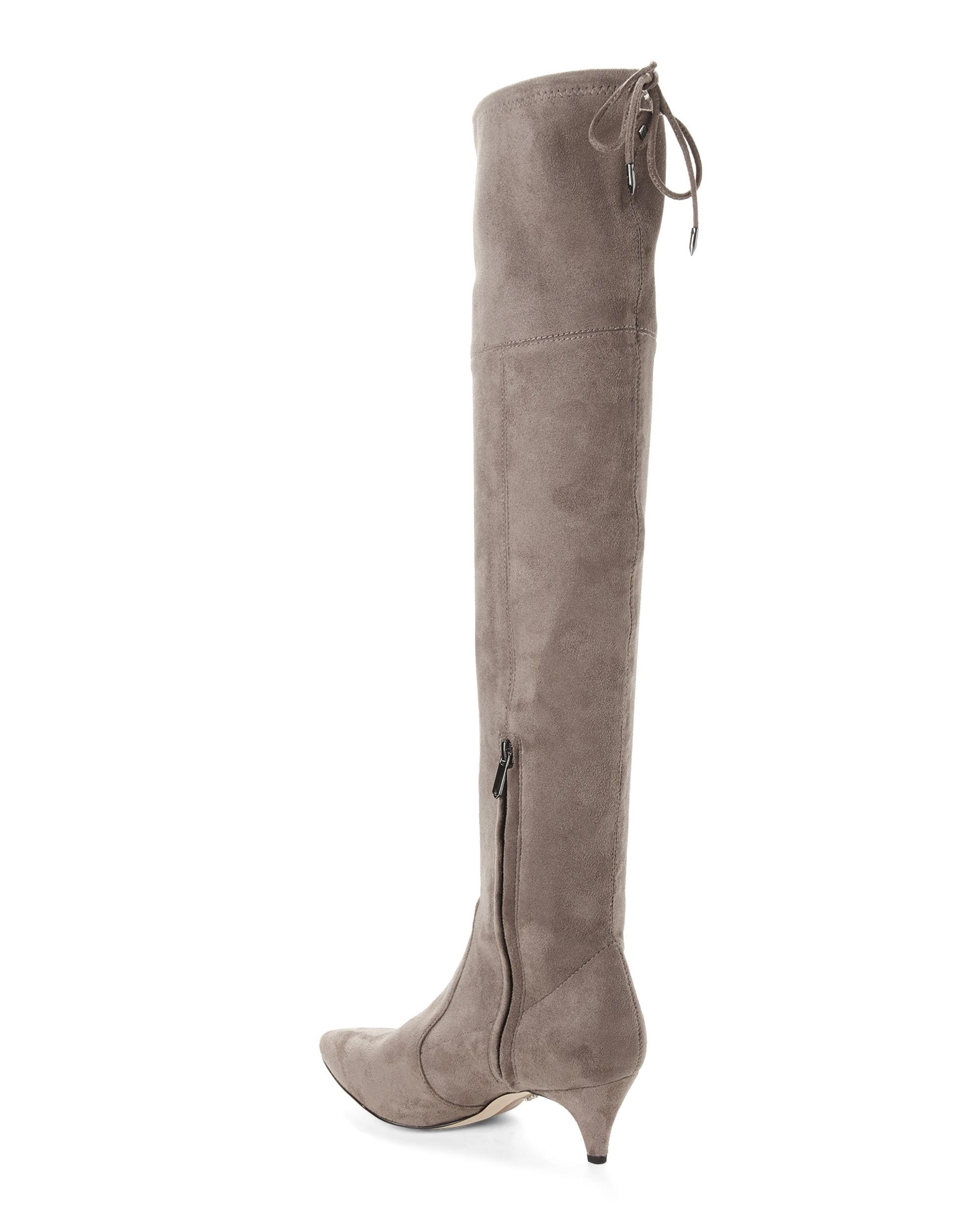 Sam Edelman Over The Knee Boots Pierce in 2019 | Stiefel
