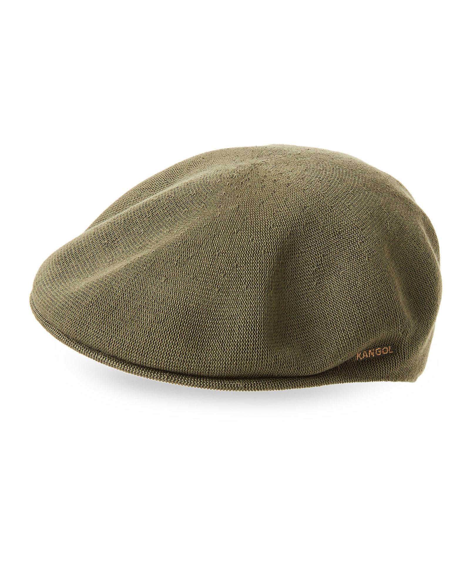 f74a8b1631a Lyst - Kangol Bamboo 504 Ivy Cap in Green for Men