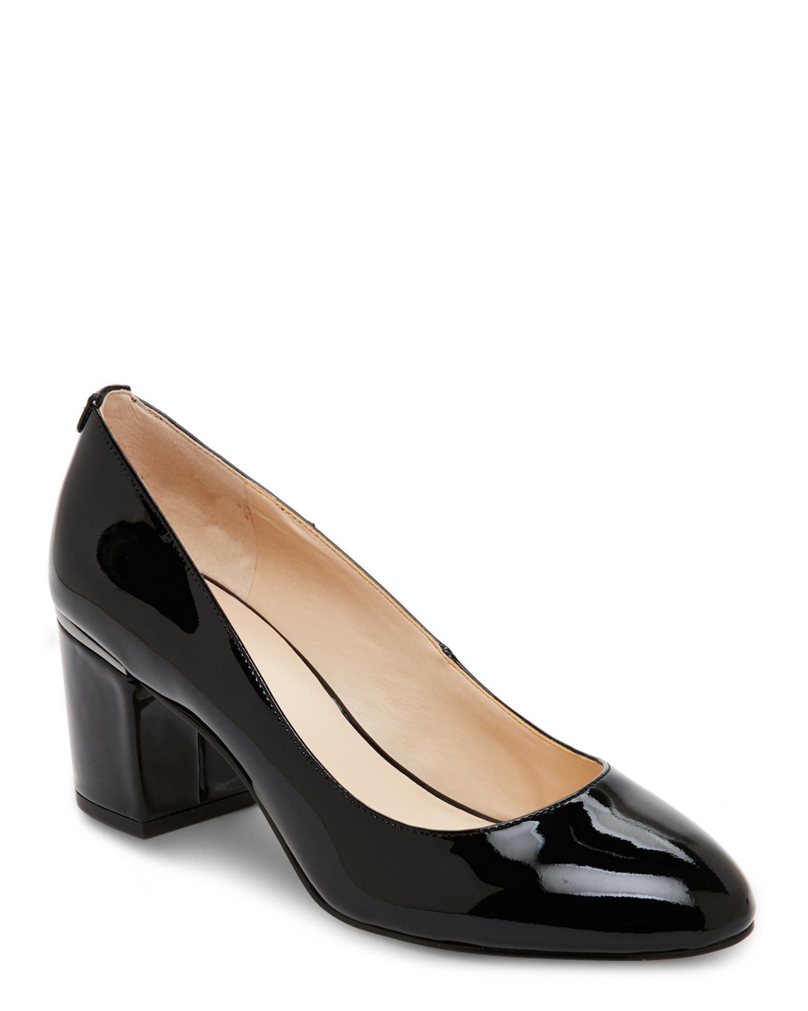 Astor Black Shoes