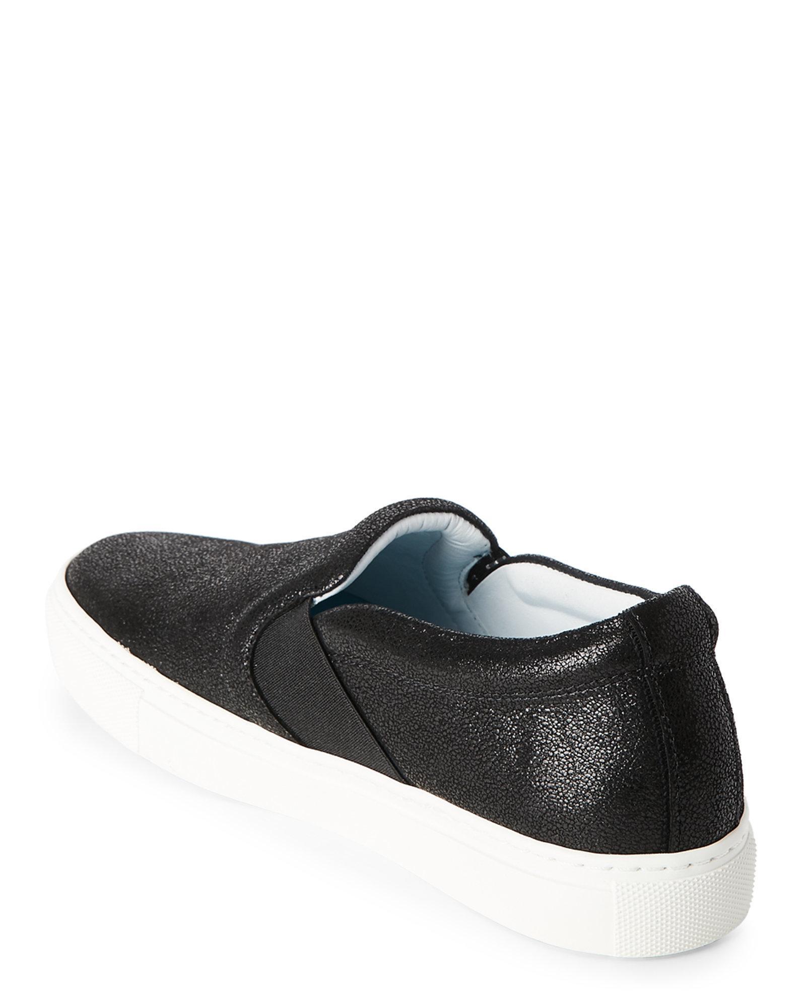 Lanvin Shimmery Slip-On Sneaker ITTUROImtt
