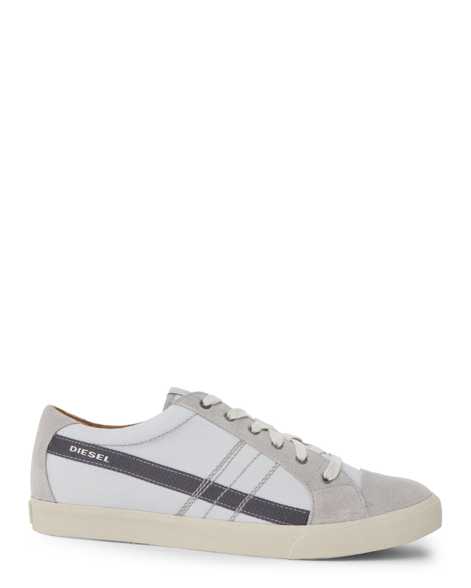 D-STRING LOW - Sneaker low - white VW77QZ