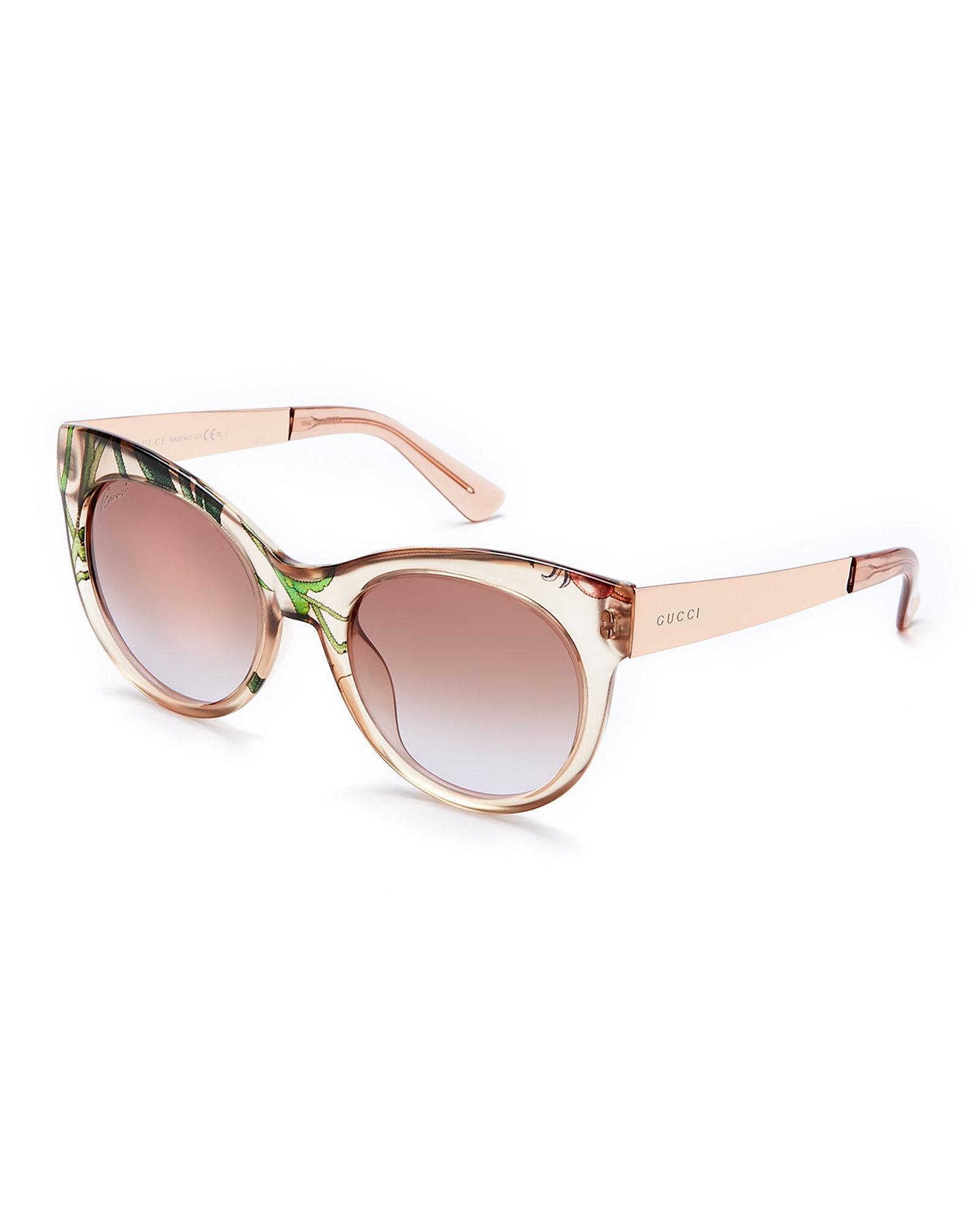 276a2f14cbe8 Gucci Cat Eye Sunglasses Ebay