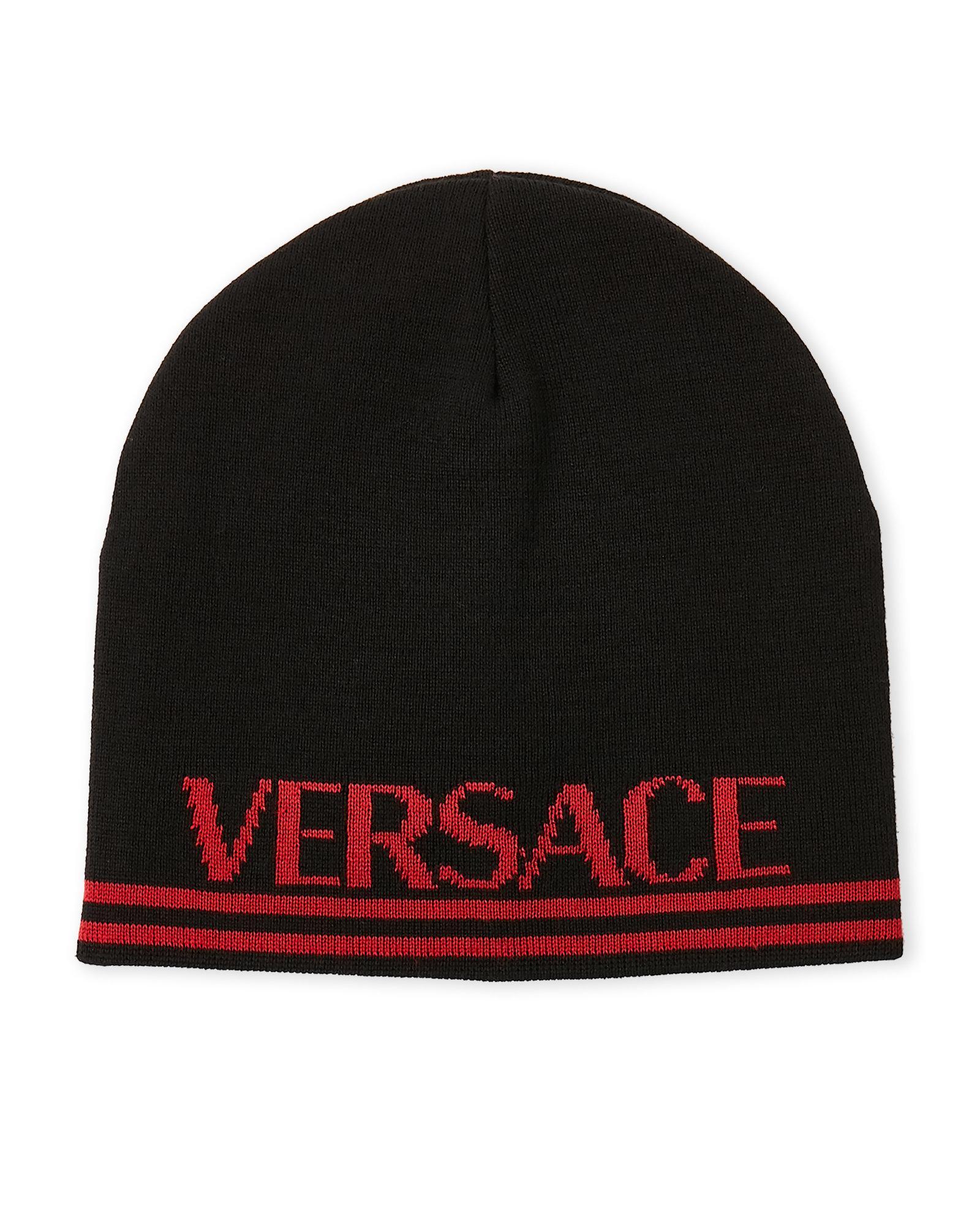 contrast logo beanie hat - Red CALVIN KLEIN 205W39NYC vFxfRRpkB