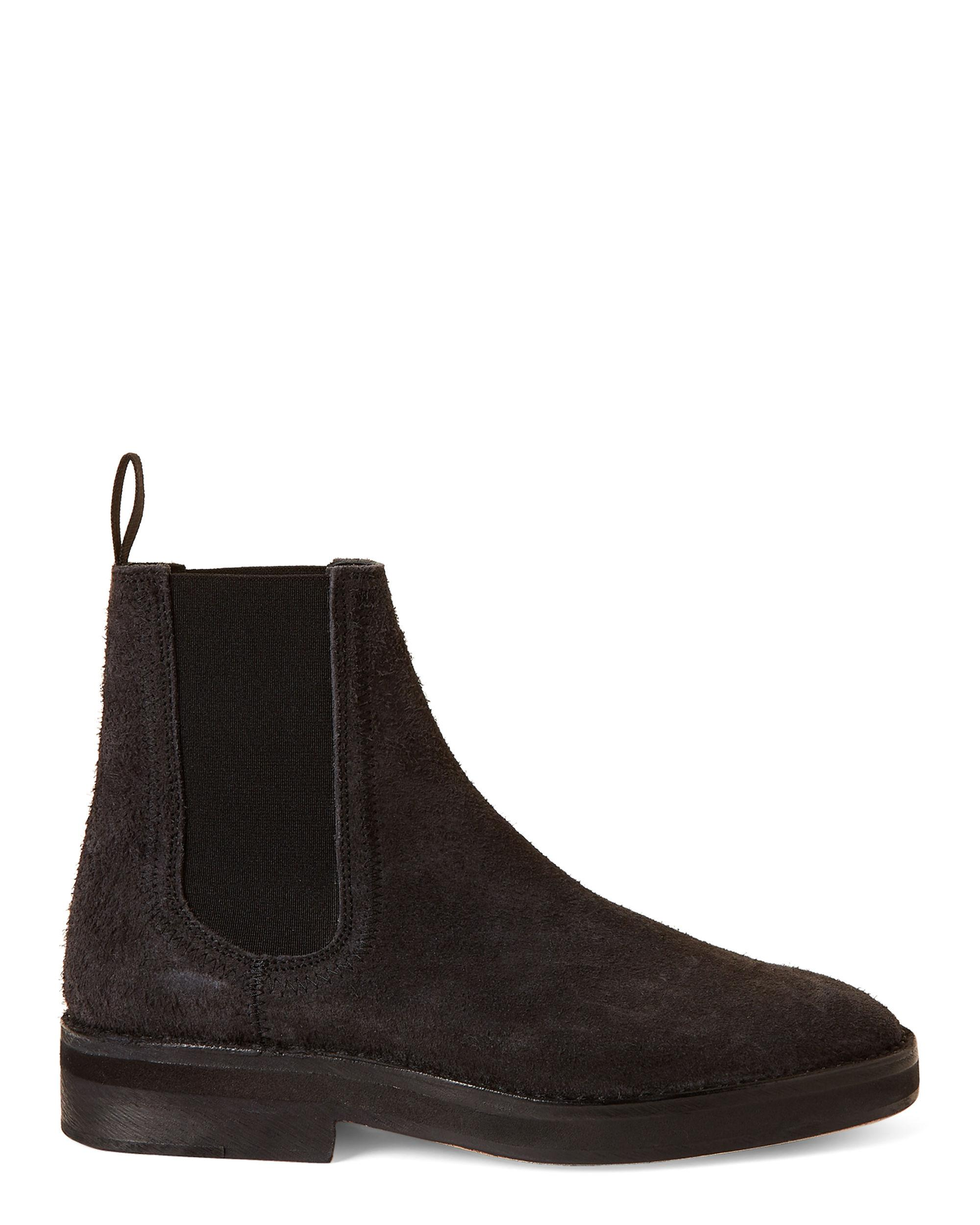 32788a0c5 Lyst - Yeezy Graphite Season 6 Suede Chelsea Boots in Brown for Men