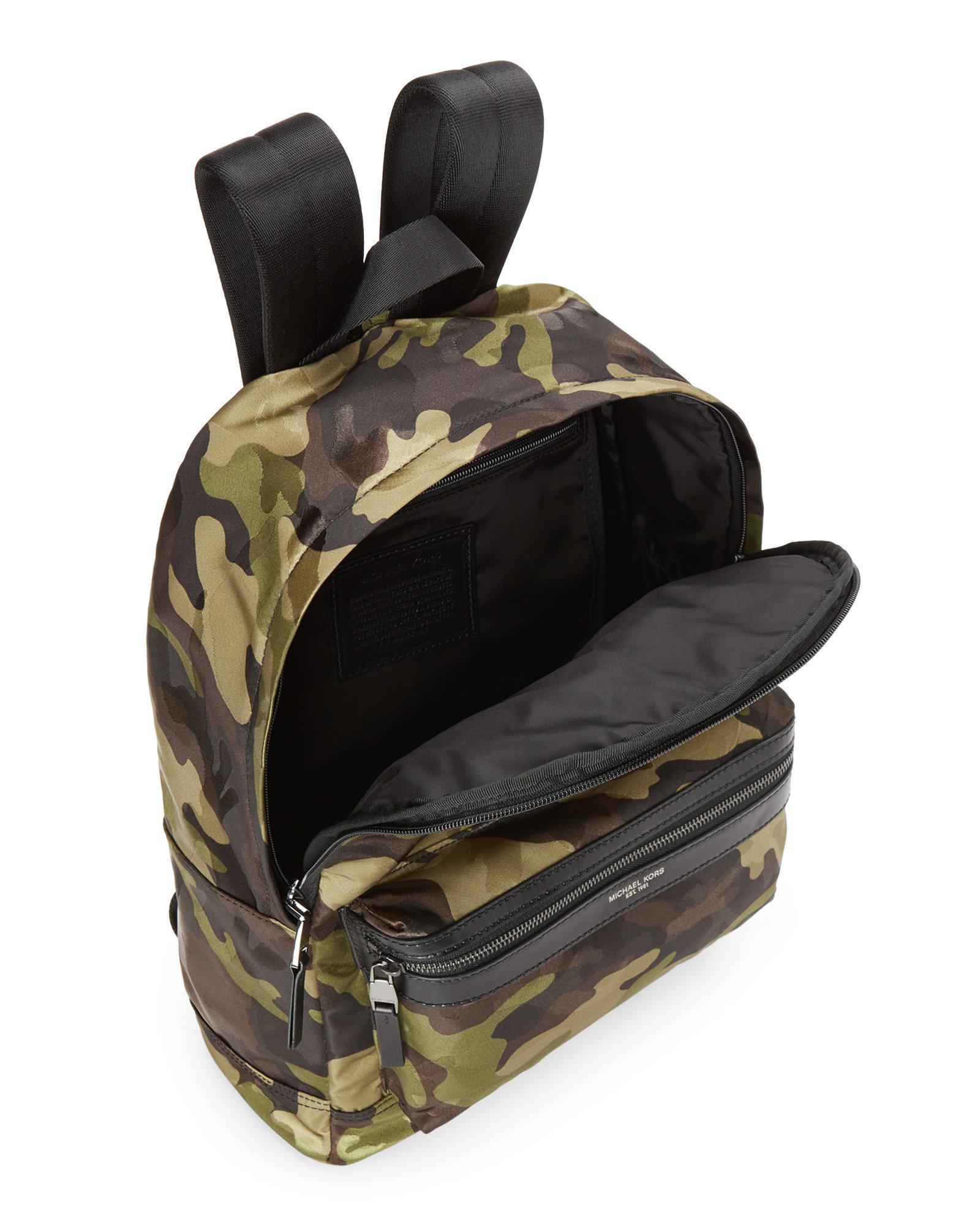 c8471ffcb62b Kent Camouflage Backpack