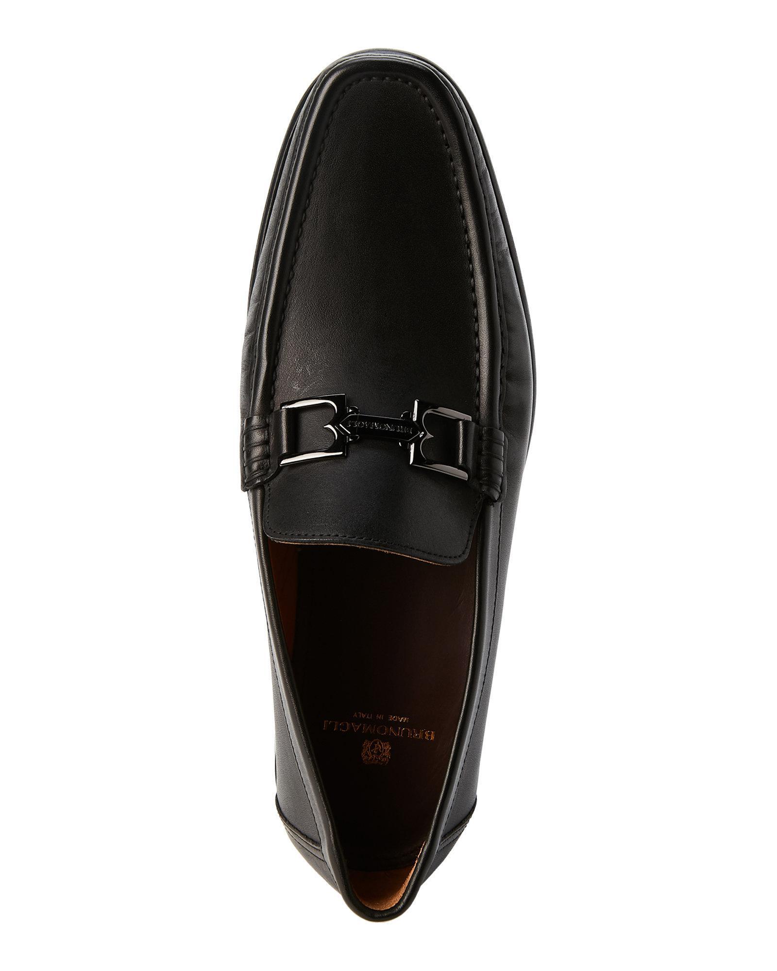 Bruno Magli Fermo Leather Loafer fTrX0W