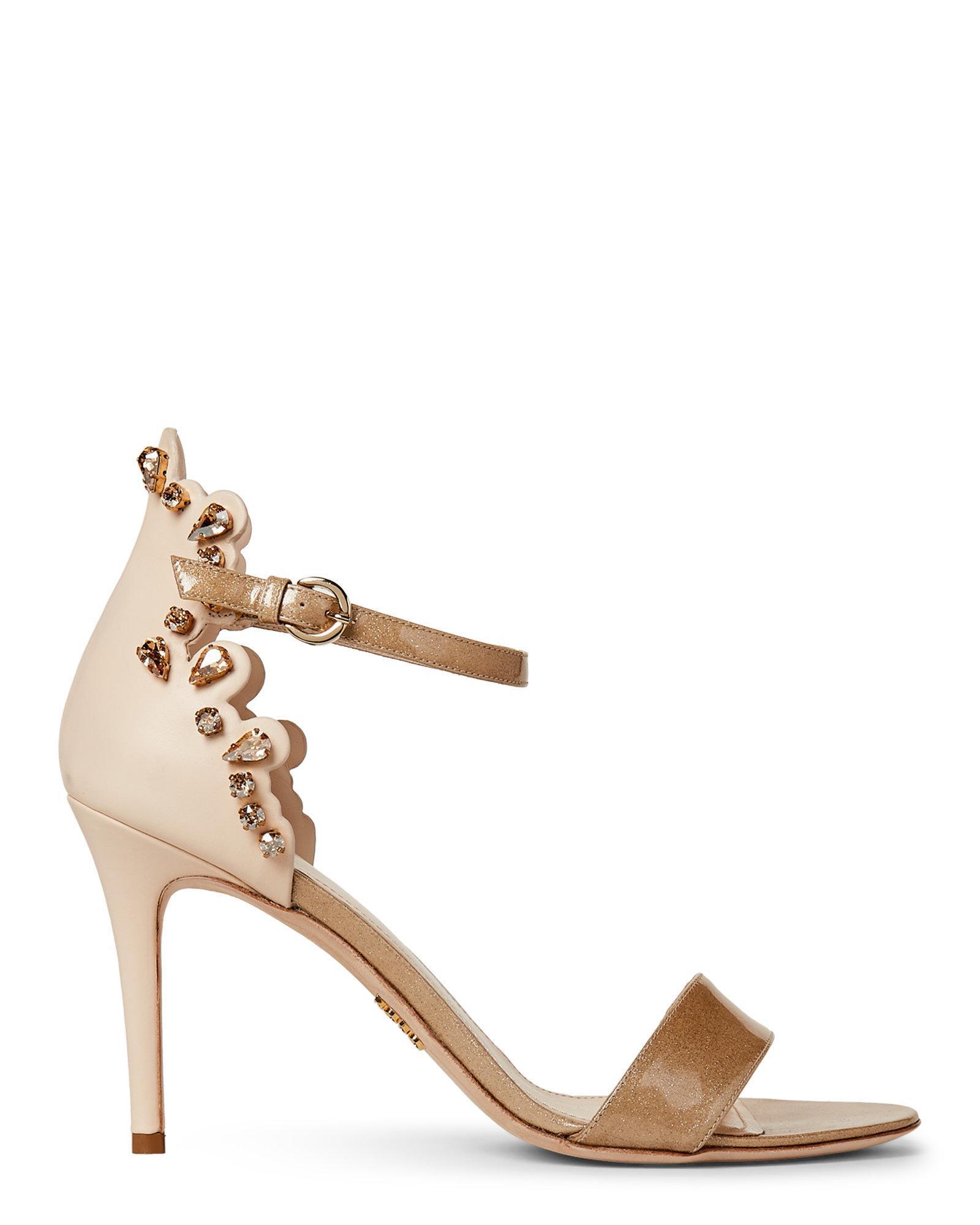 Crystal-embellished sandal Rodo tgLXMndBq