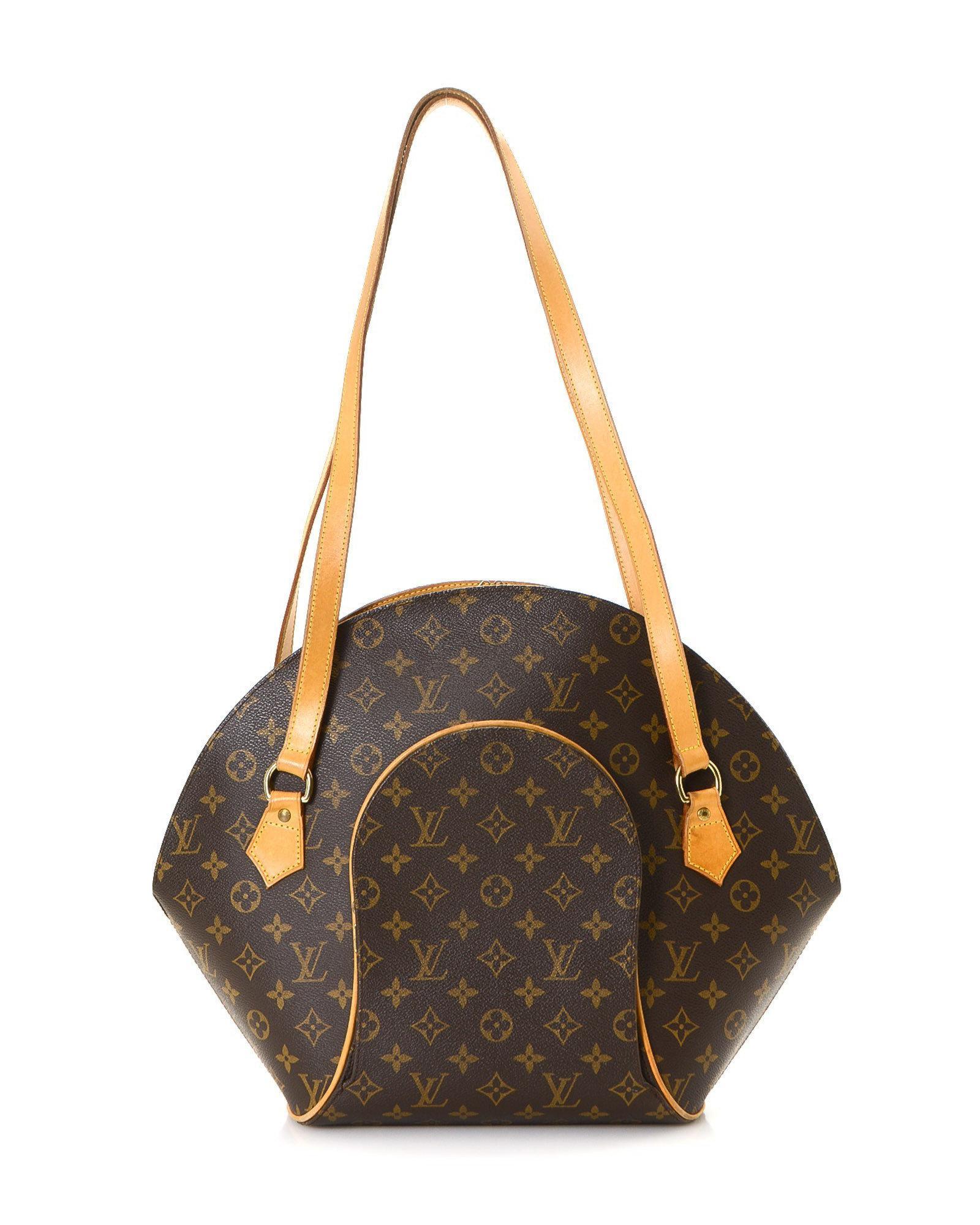 2a768659631e Lyst - Louis Vuitton Monogram Ellipse Shopping Shoulder Bag ...