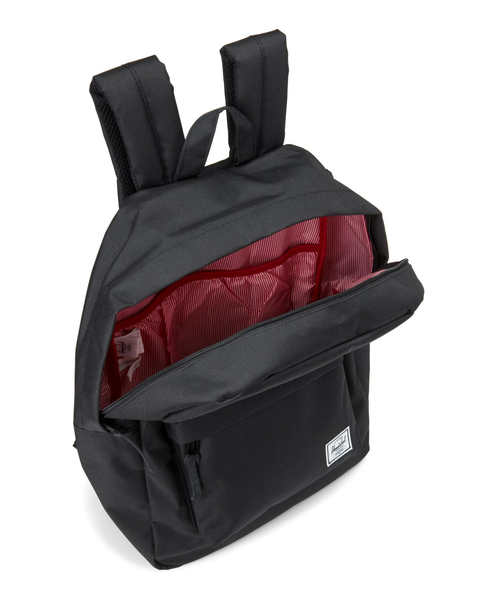 acd46cfab2 Lyst - Herschel Supply Co. Black With Camo Heritage Backpack in Black