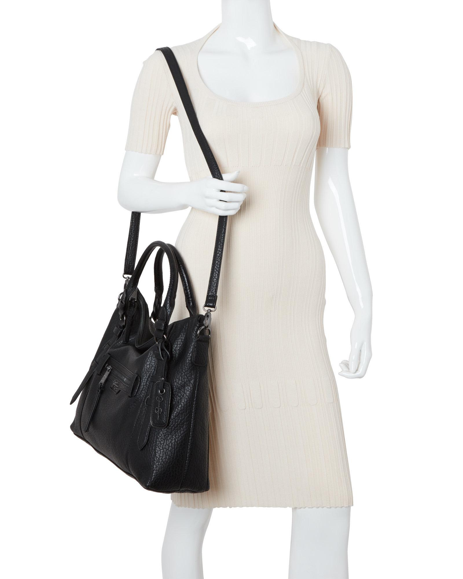 f6eaed5ab2a Jessica Simpson Black Everly Large Tote
