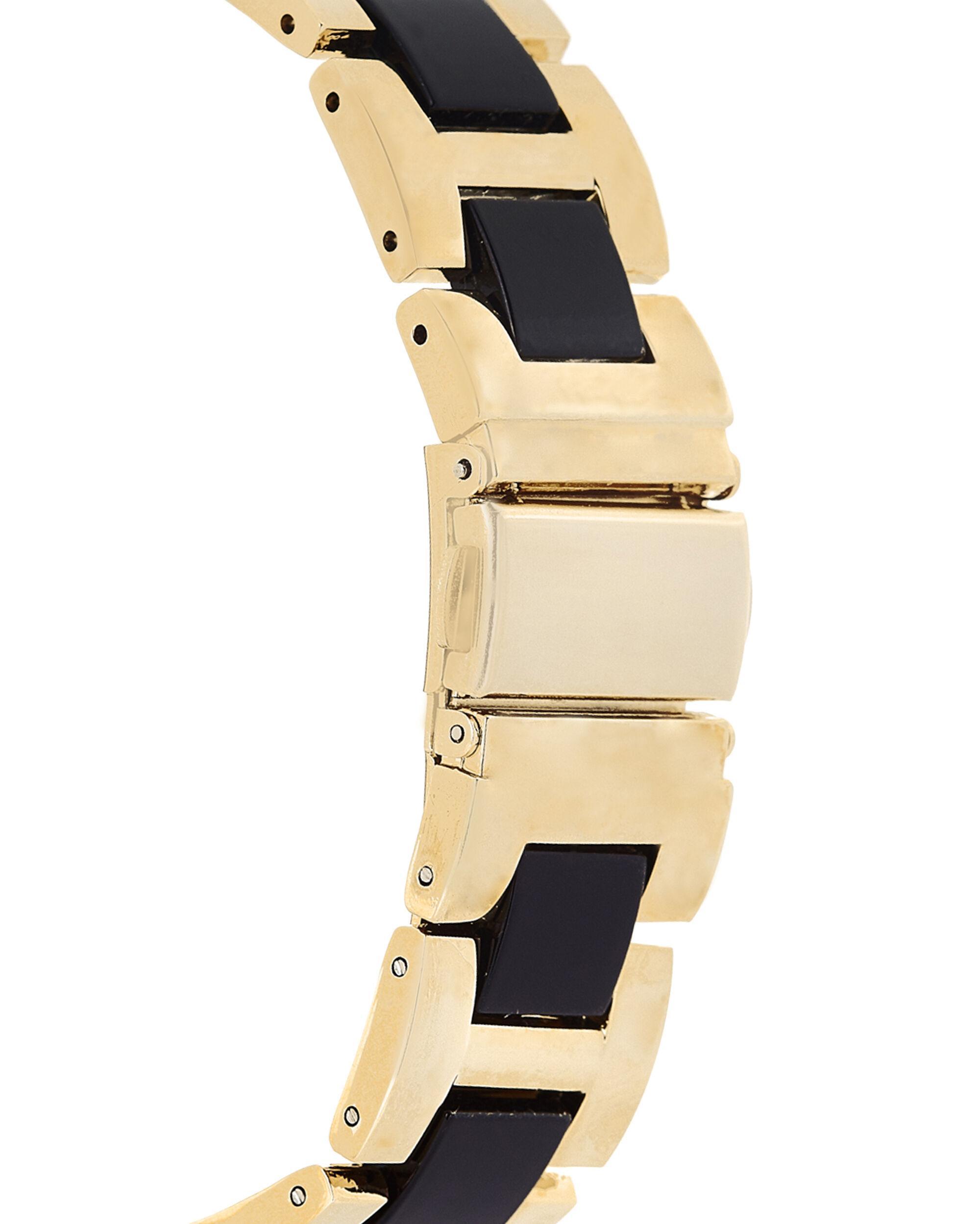 U.S. POLO ASSN. Usc40249 Gold-tone & Black Watch in Metallic - Lyst