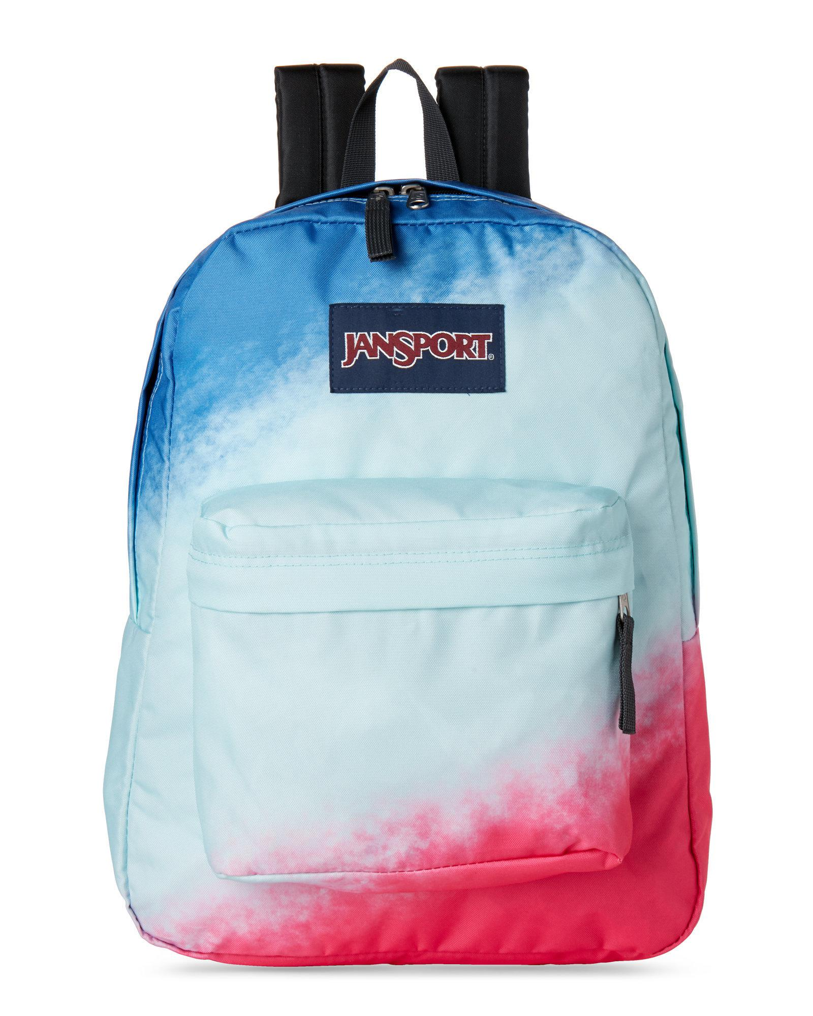 46a264c44ab8 Lyst - Jansport Ombré High Stakes Backpack in Blue
