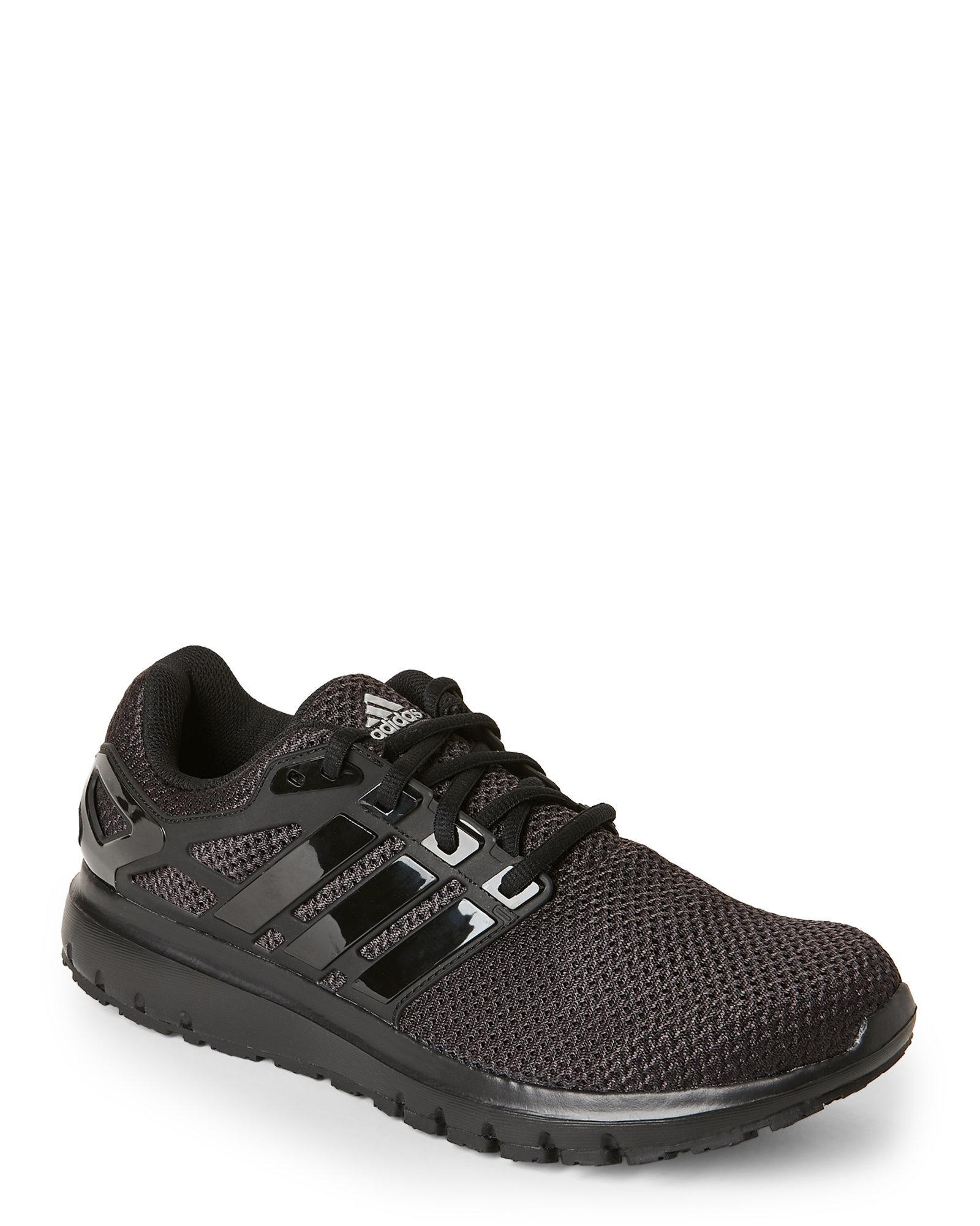 the latest 9f8ce 2763a adidas-Black-Black-Energy-Cloud-Wtc-Running-Sneakers.jpeg