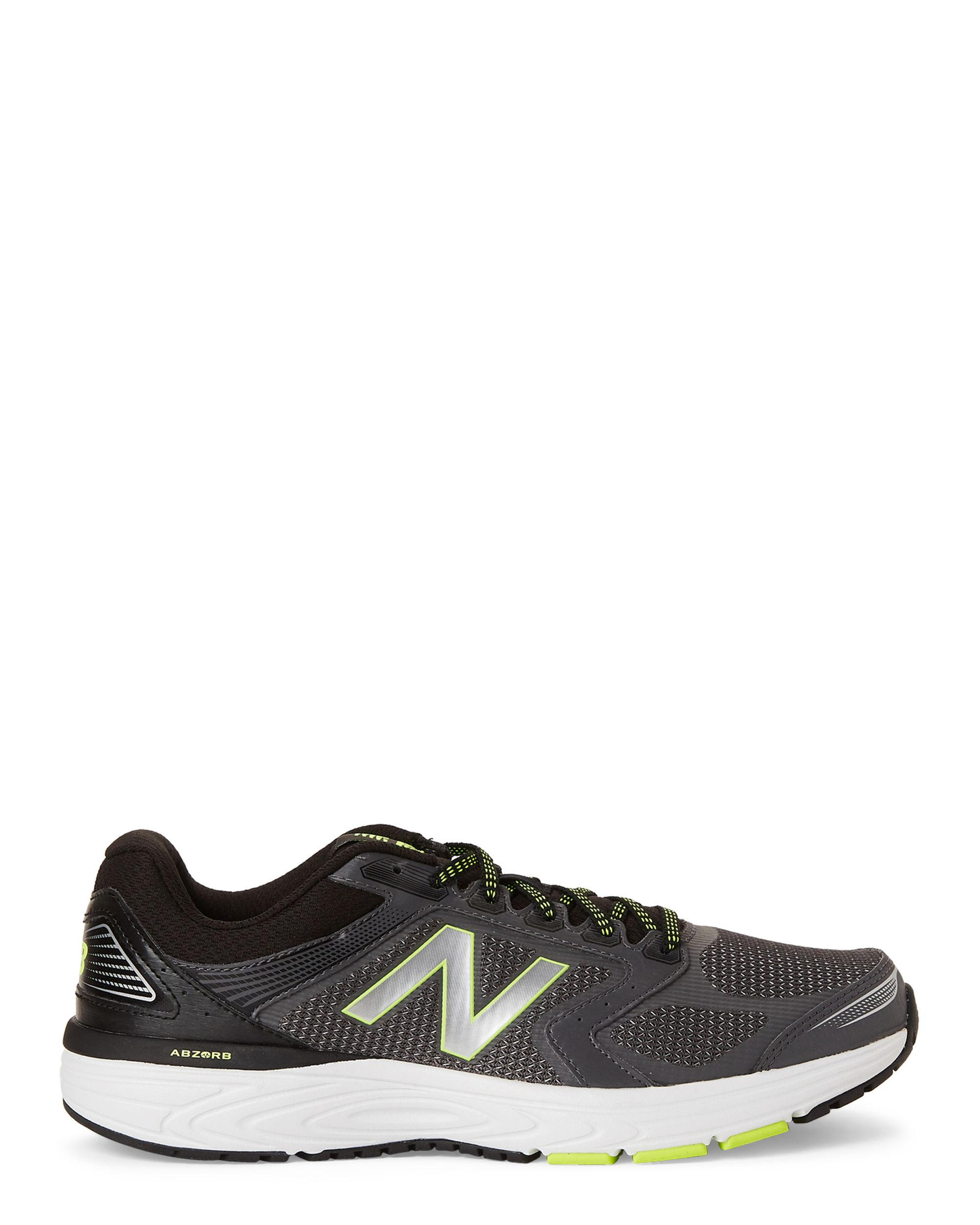 ea82e1233d47 Lyst - New Balance Gunmetal 560 V7 Running Sneakers for Men