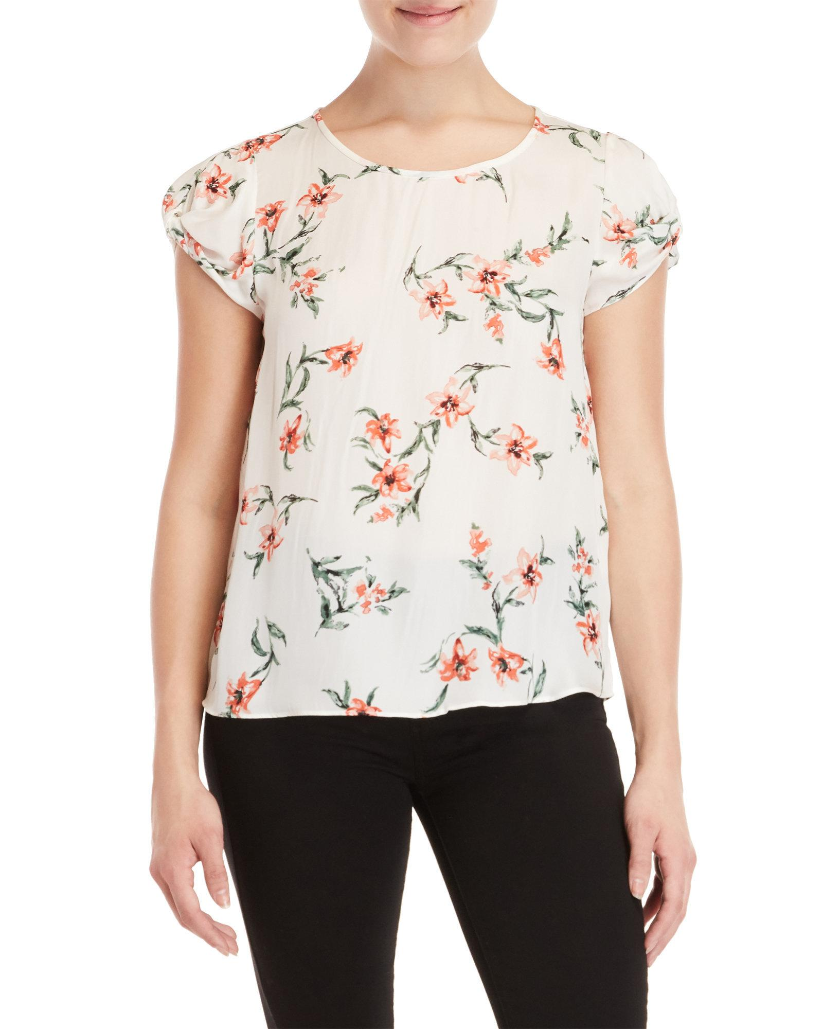 b9f793a36be82 Joie. Women s Elline Floral Top