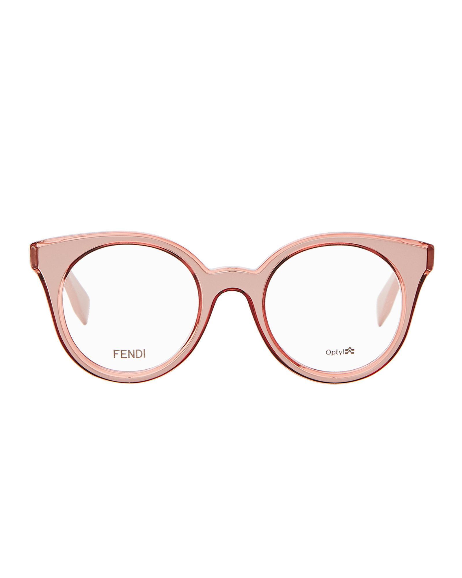 8f1db5de039 Gallery. Previously sold at  Century 21 · Women s Fendi Orchidea Women s  Red Sunglasses ...