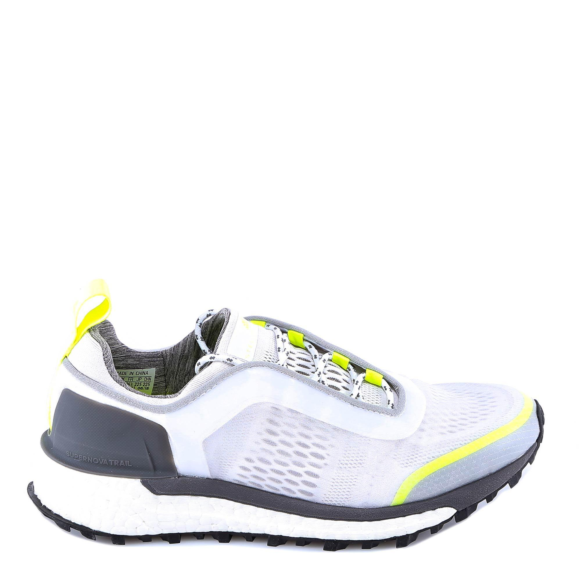 3be262f999a59 Lyst - adidas By Stella McCartney Supernova Trail Sneakers in White