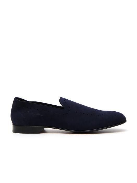 perforated loafers - Blue Dolce & Gabbana 9ToUw