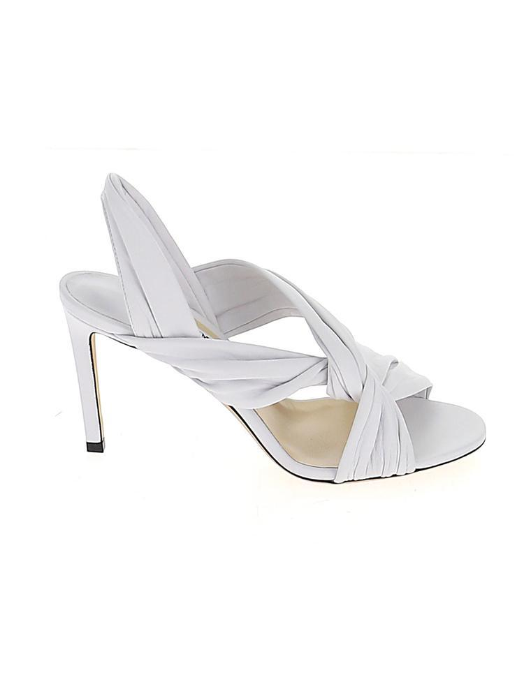 67ad0cd7f Lyst - Jimmy Choo Laila 85 Sandals in White