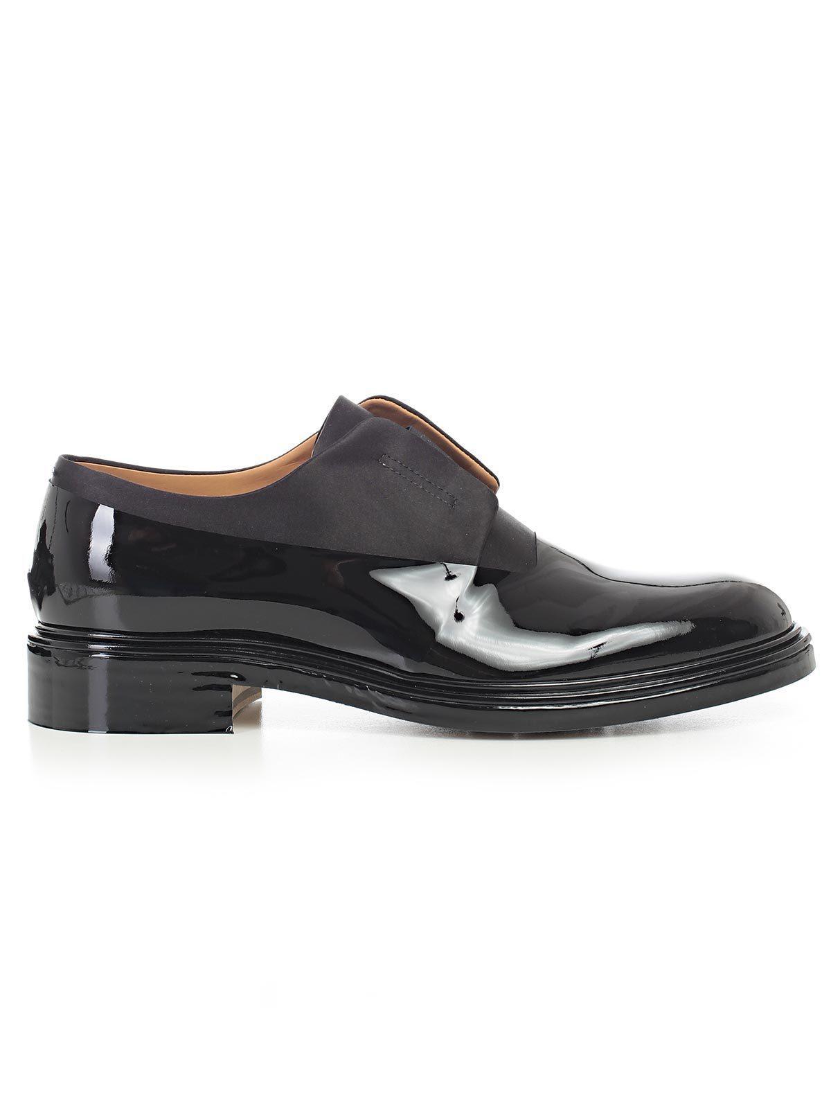 Maison Margiela Black Patent Palacio Loafers IcKSEez
