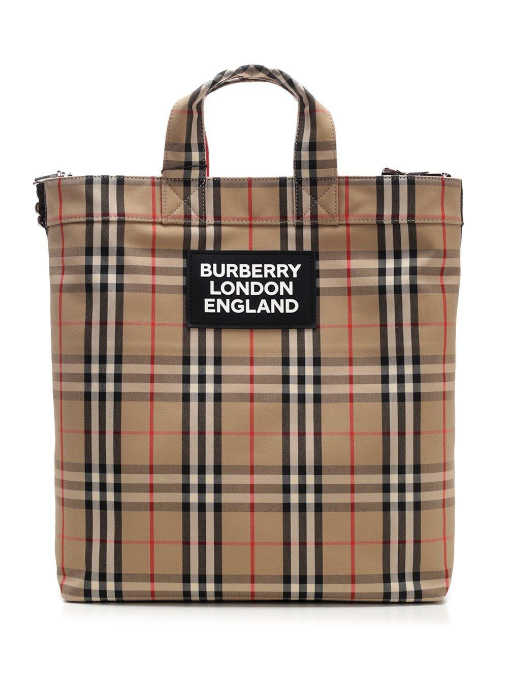 Shopping Trolley Wheel Bag Pattern Tartan Striped Check Strong Large Light