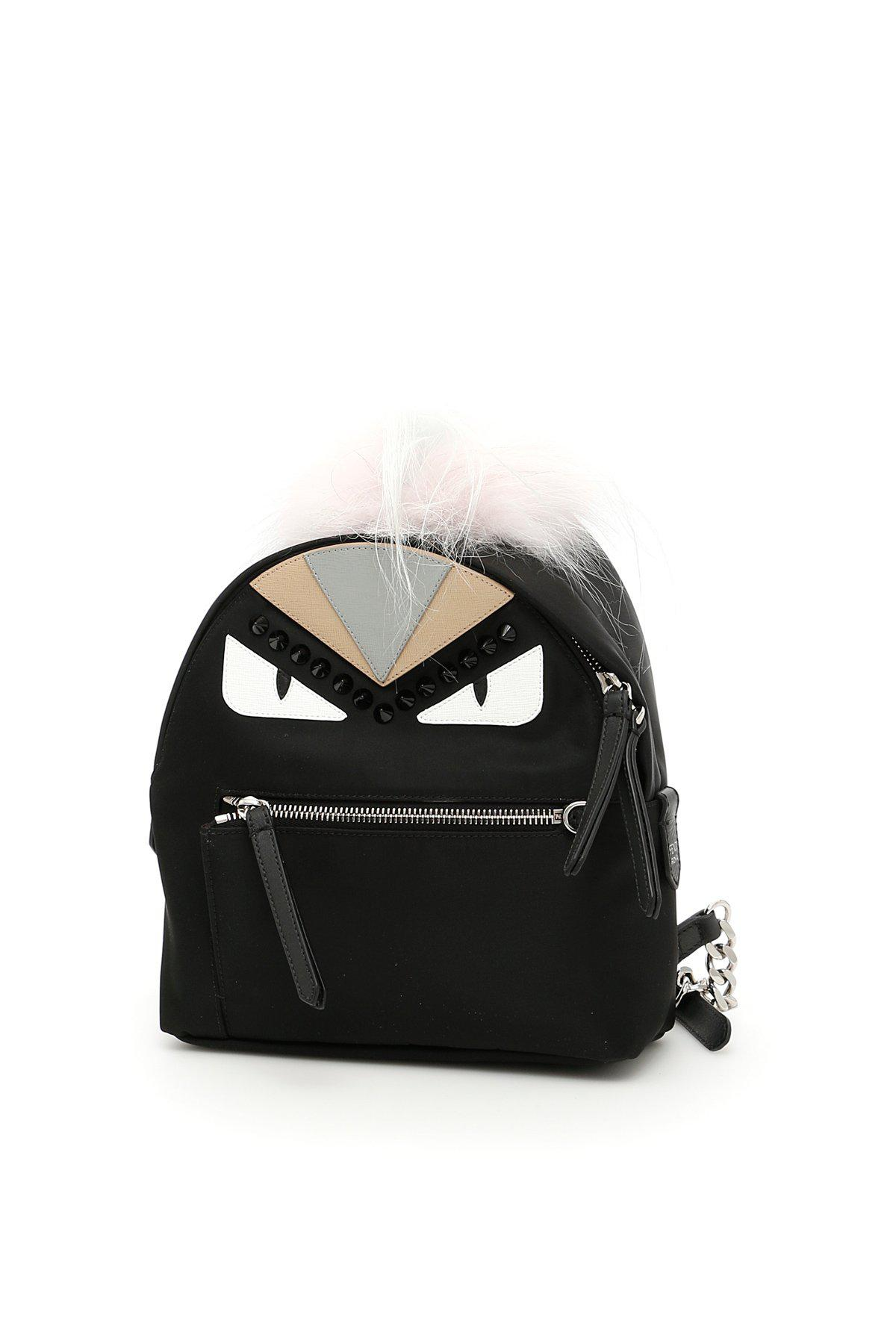 77cd7d22de Gallery. Previously sold at  Cettire · Women s Mini Backpack Women s Fendi  Bag Bugs ...