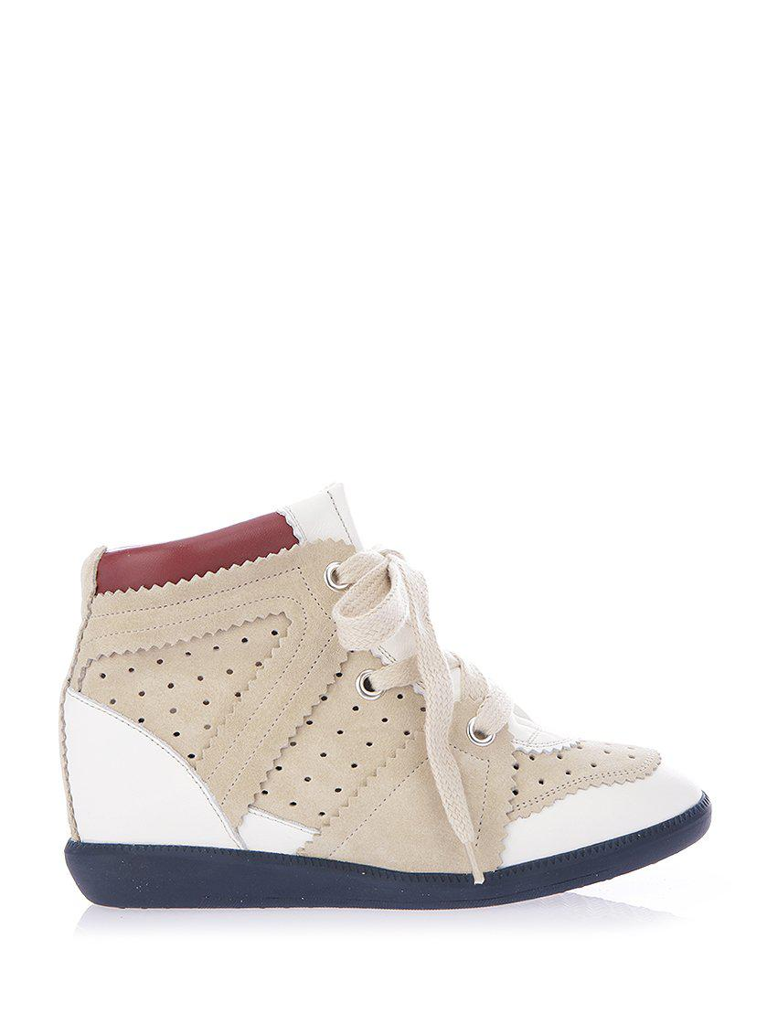 85083fd7ff Gallery. Previously sold at: Cettire · Women's Wedge Sneakers ...