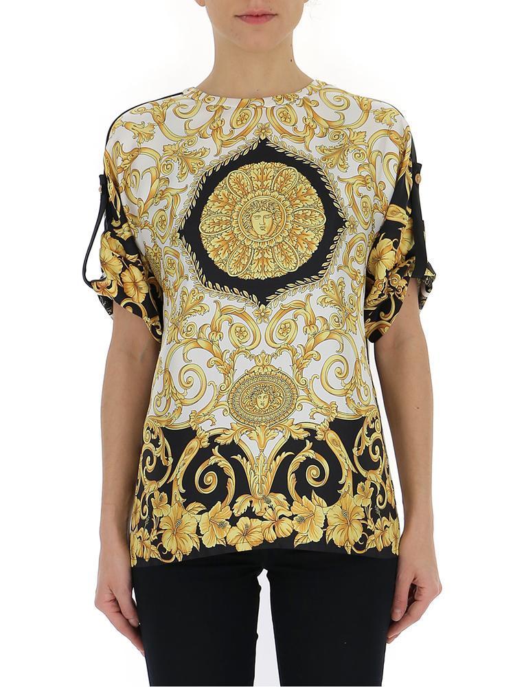 9af29a6840c1 Versace. Women s Printed T-shirt