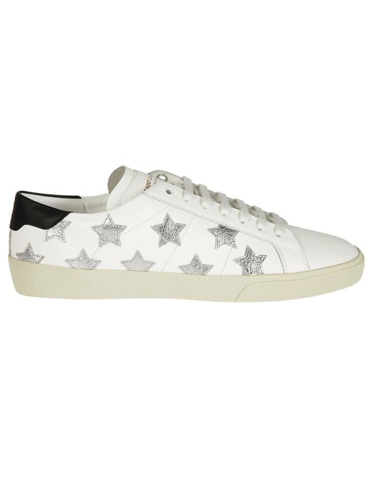 eea19f01fb5 Lyst - Saint Laurent Low Top Court Classic Sl 06 California Sneakers ...