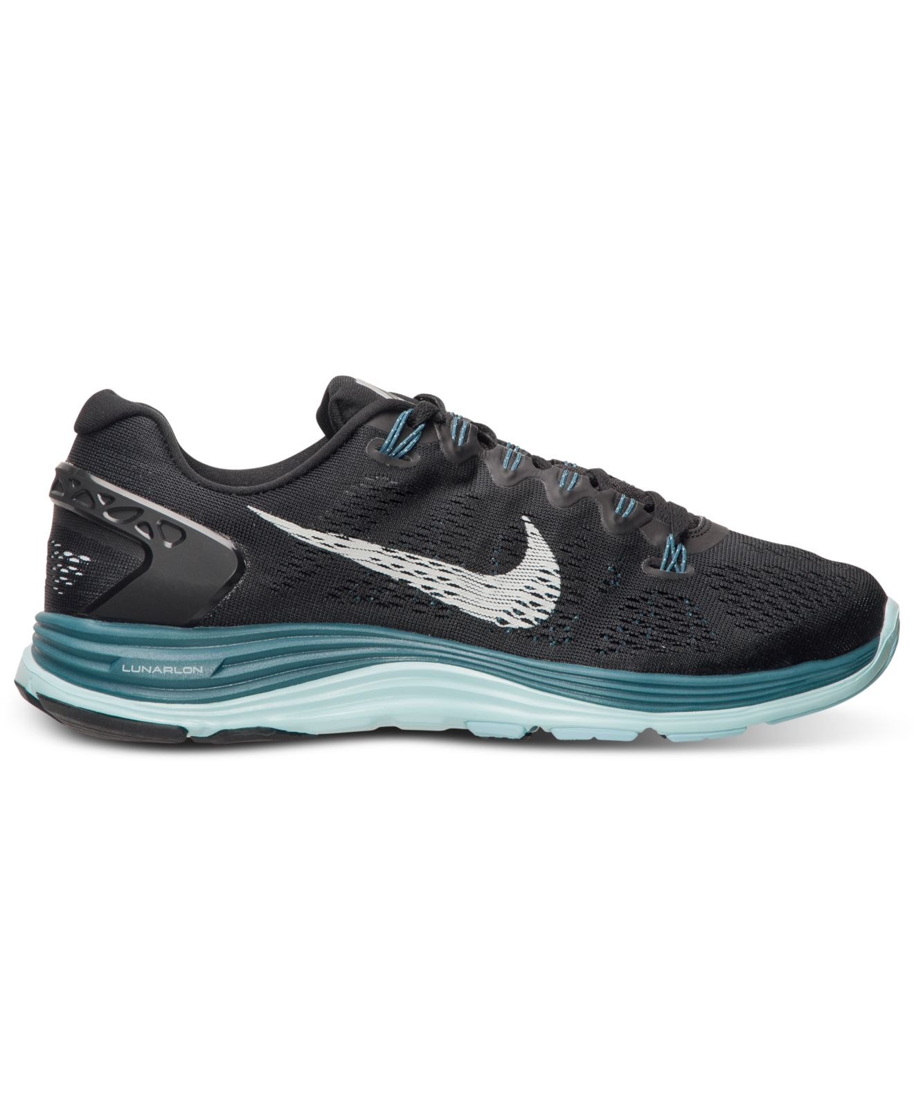 1afa7e5c9d0b3 ... where to buy lyst nike womens lunarglide 5 running sneakers from finish  line a890a 89b5f ...