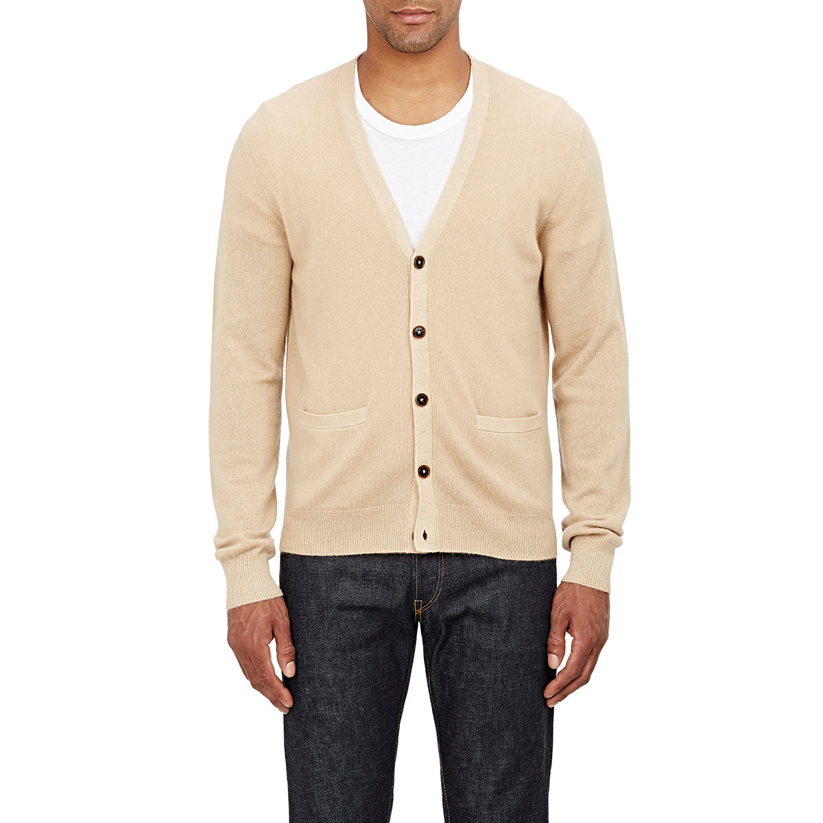 Ralph lauren black label Cashmere Sweater in Brown for Men | Lyst