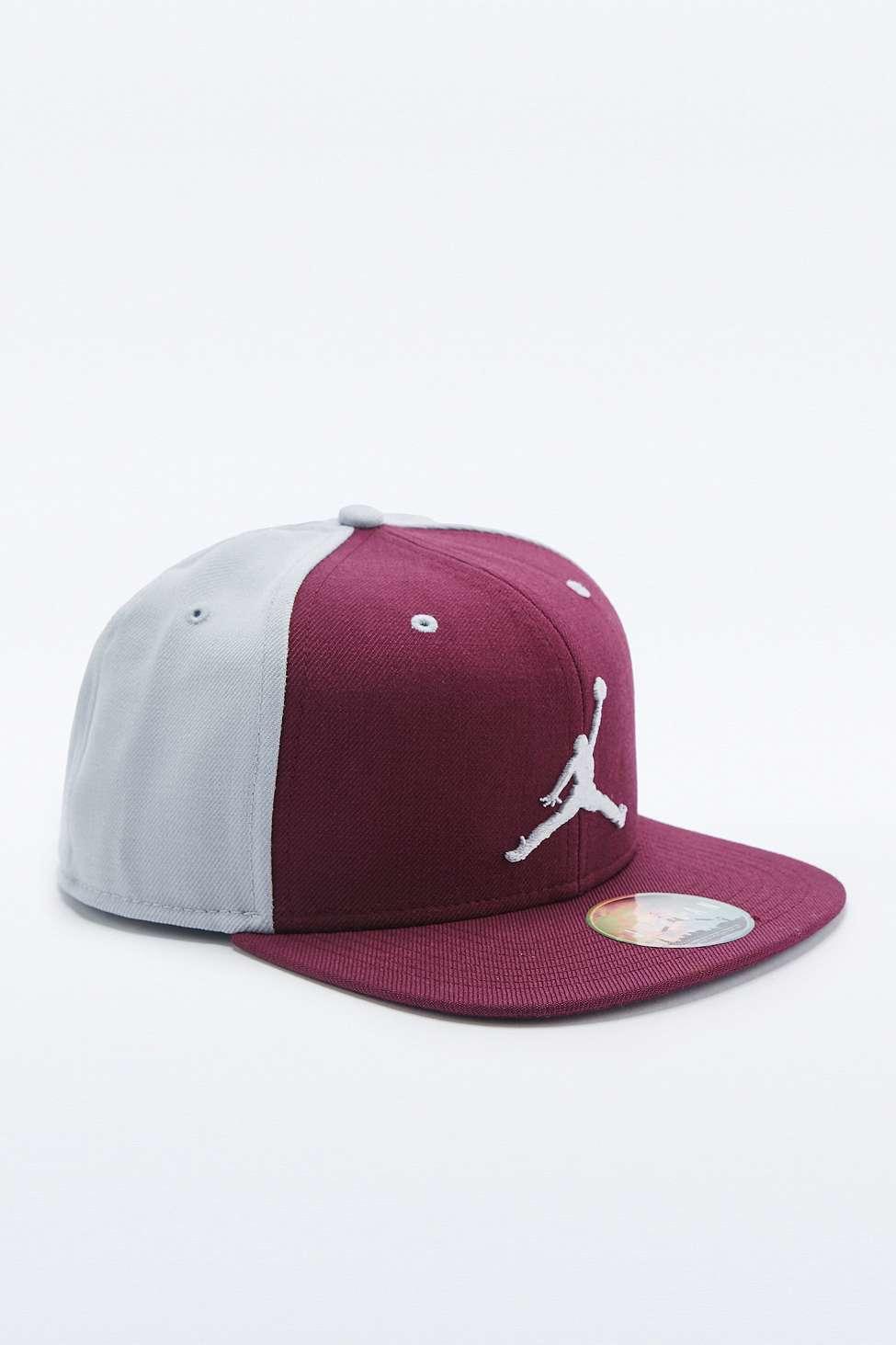 4c808243d6abc4 ... where can i buy nike air jordan snapback cap in purple for men lyst  e0322 977e9