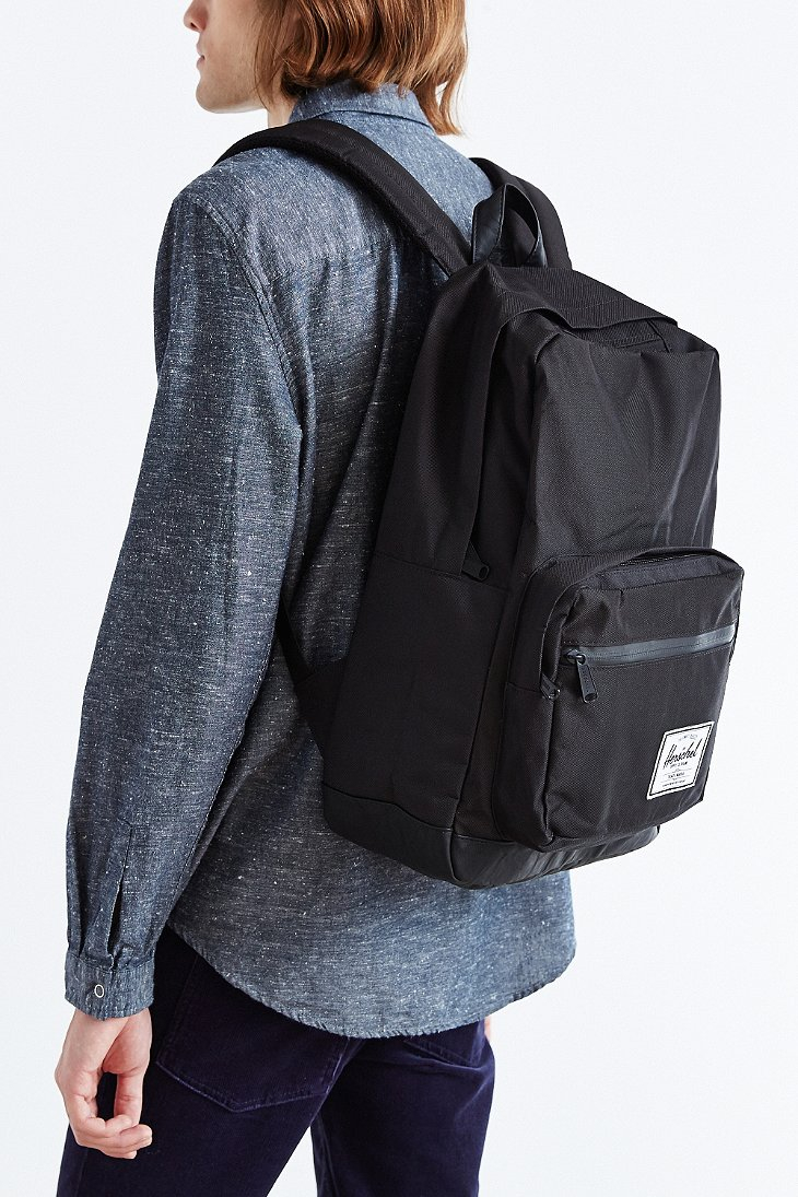 7362efb69ef2 Lyst - Herschel Supply Co. Pop Quiz Backpack in Black for Men