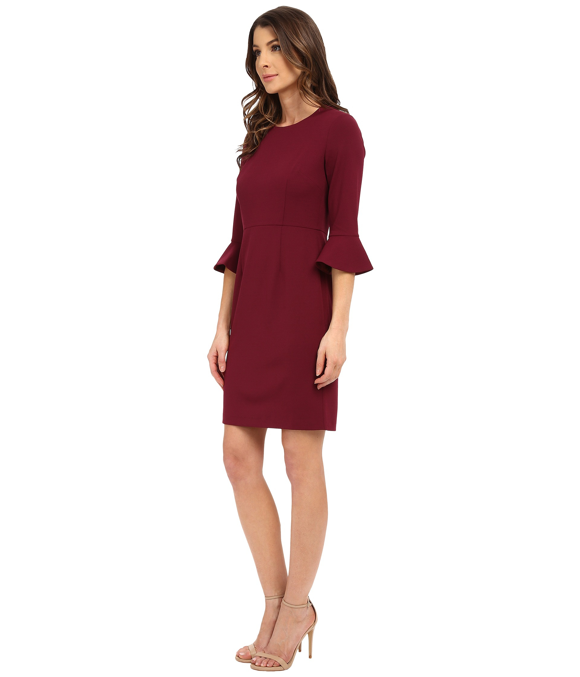 Donna Morgan Colorblock Sheath Dress