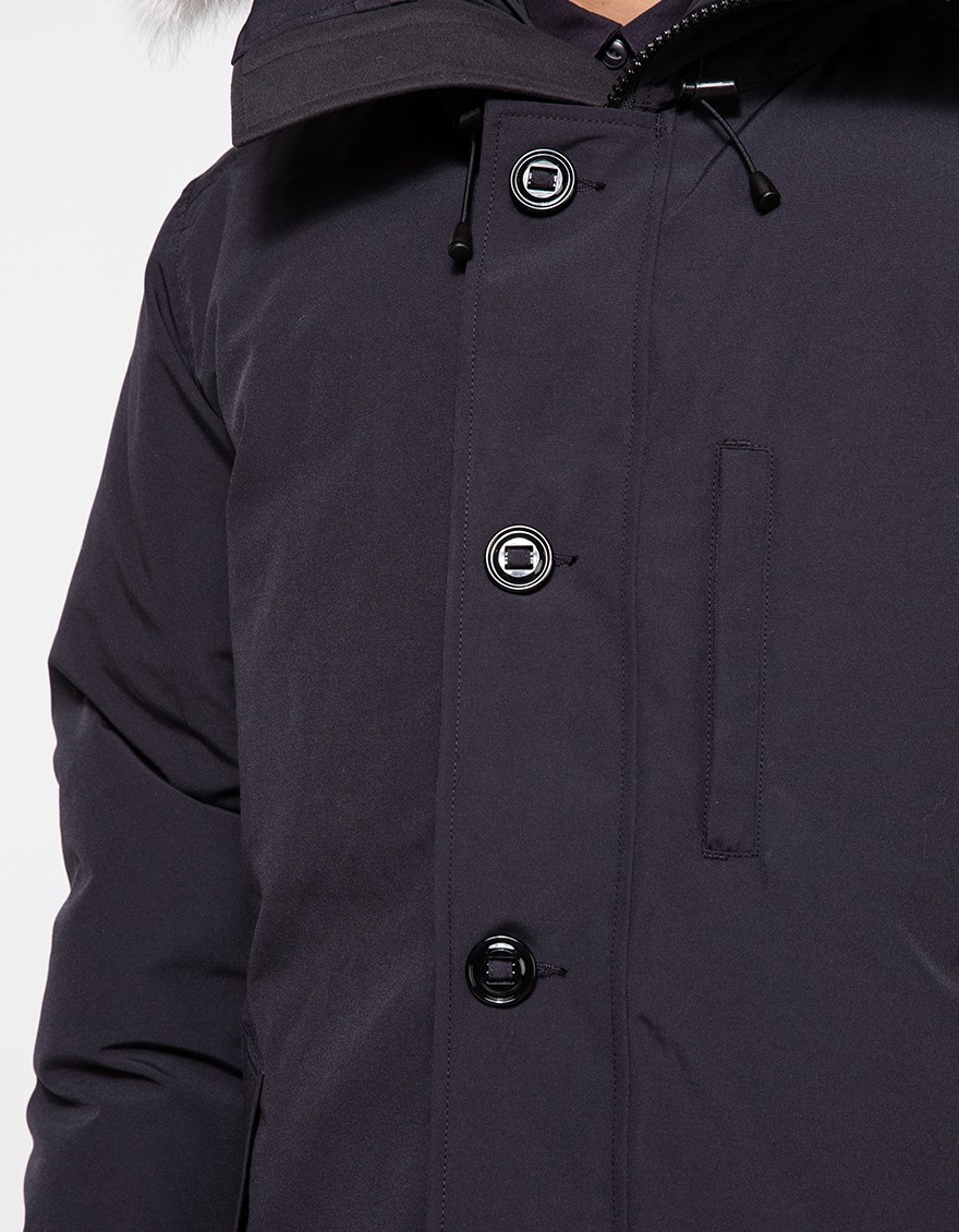 Canada Goose womens sale store - Canada goose Chateau Parka In Navy in Blue for Men (navy) | Lyst