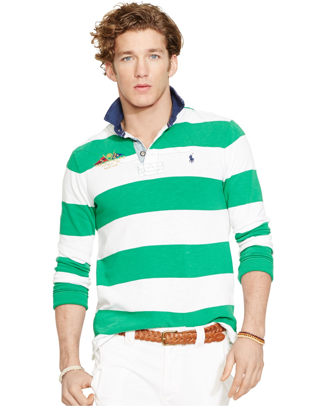 Polo Ralph Lauren Rugby Shirts For Men