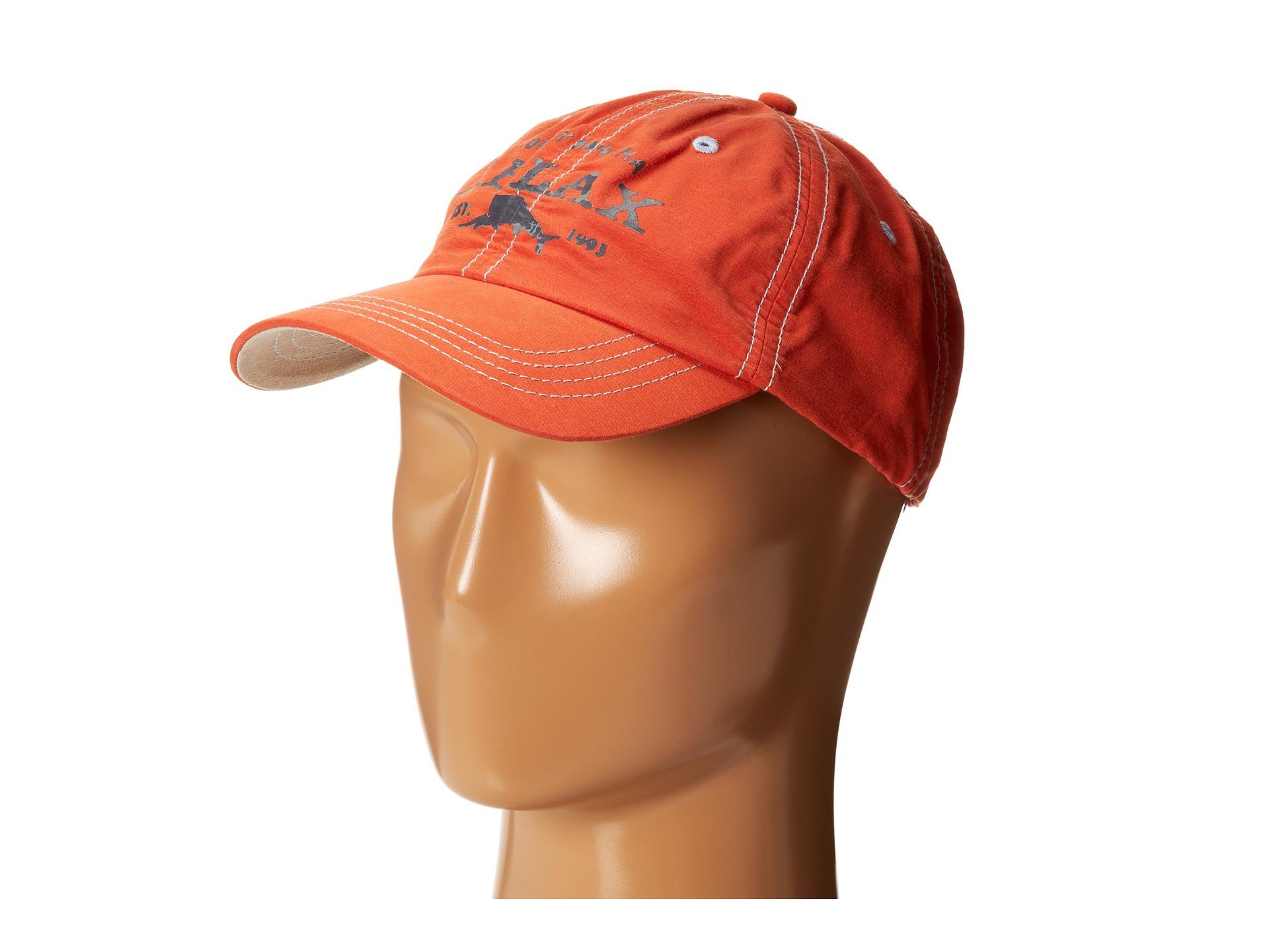 Lyst - Tommy Bahama Swim Shady Cap in Orange for Men 5dbd961b1b9