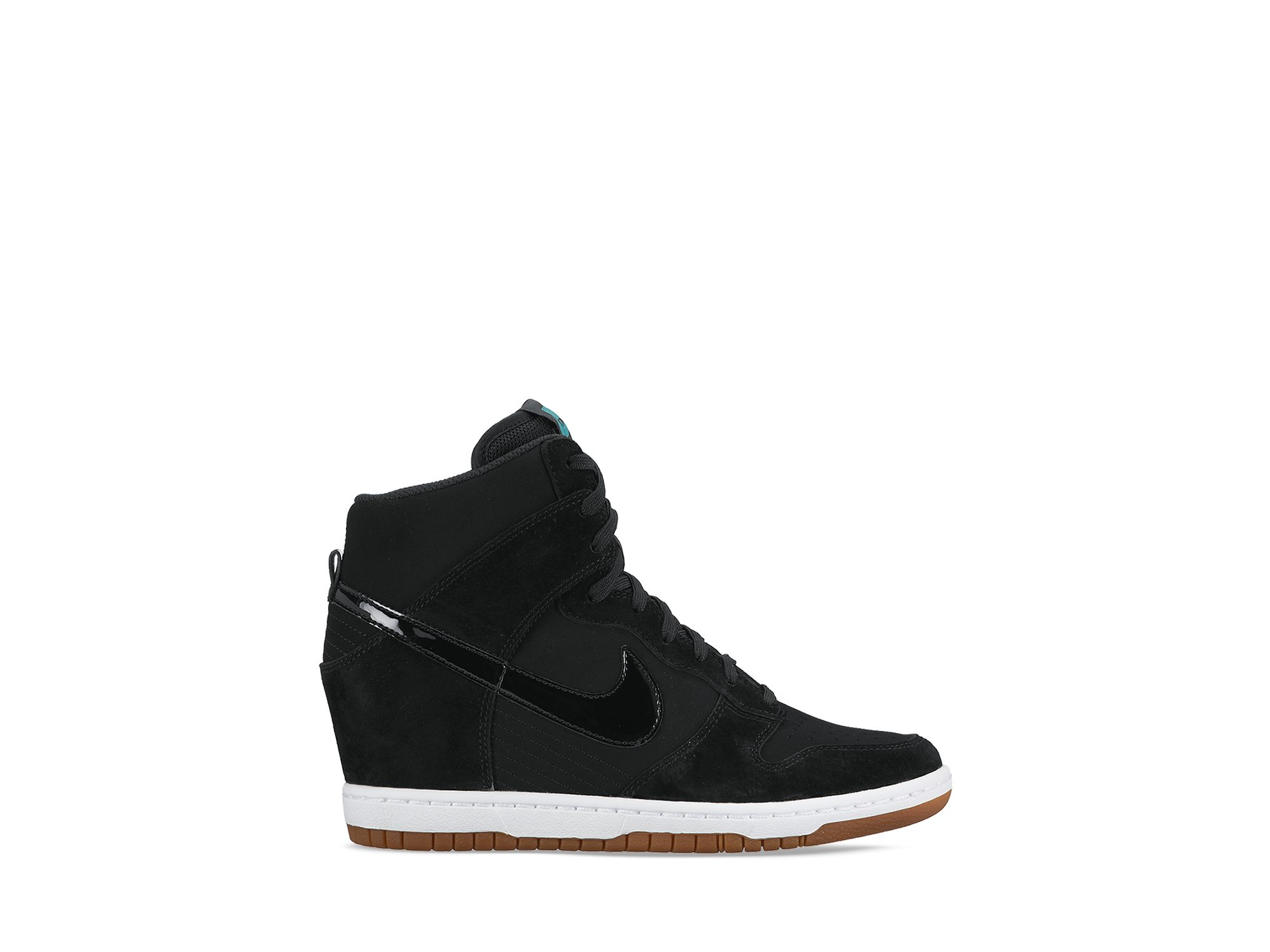 best service 9c51b 7db0a ... high wedge trainers womens vintage grey white 3x0gyxq1 72732 6313c  canada gallery. previously sold at bloomingdales womens nike dunk sky hi  49970 20676 ...
