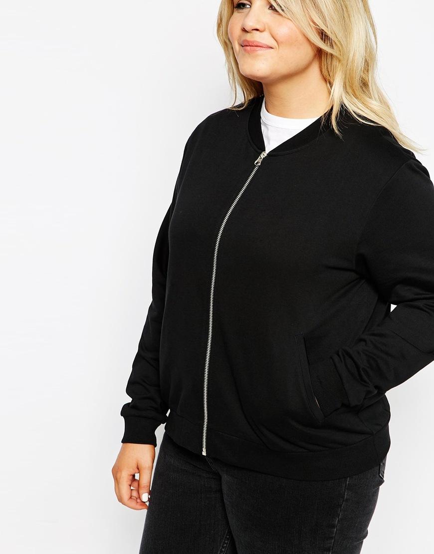 Asos jacket curve